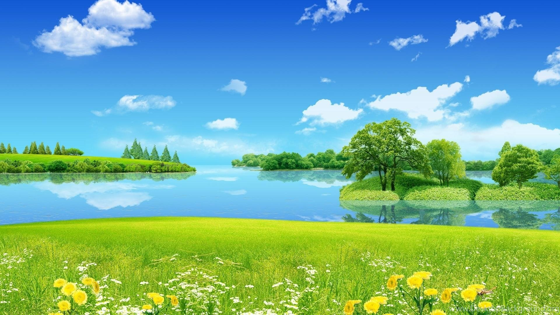 Desktop Hd Nature Moving Wallpapers Free Download Background