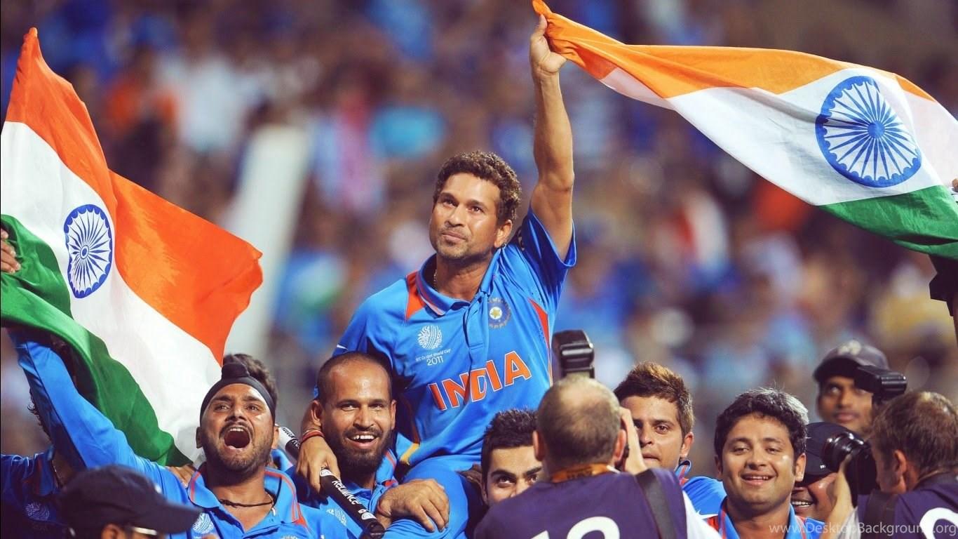 Sachin Tendulkar God Of Cricket Hd Wallpapers Desktop Background