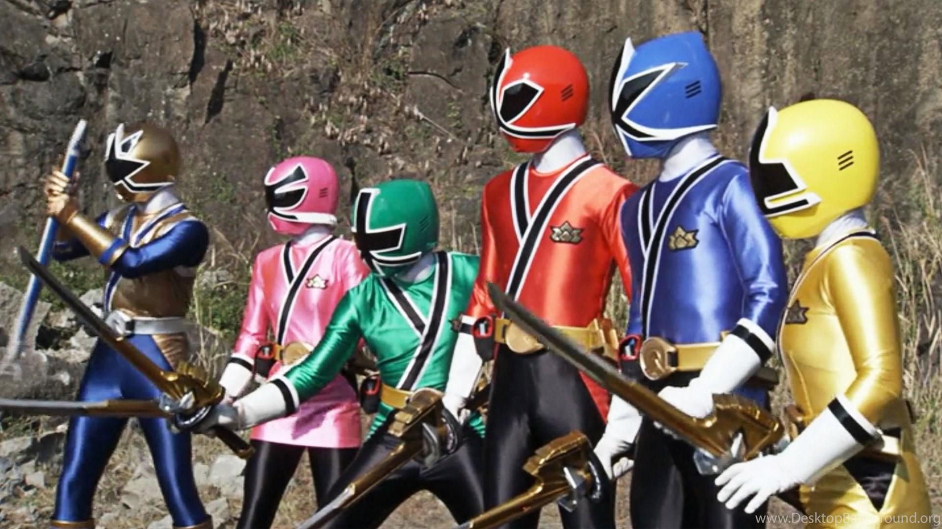 power rangers samurai - HD1920×1080