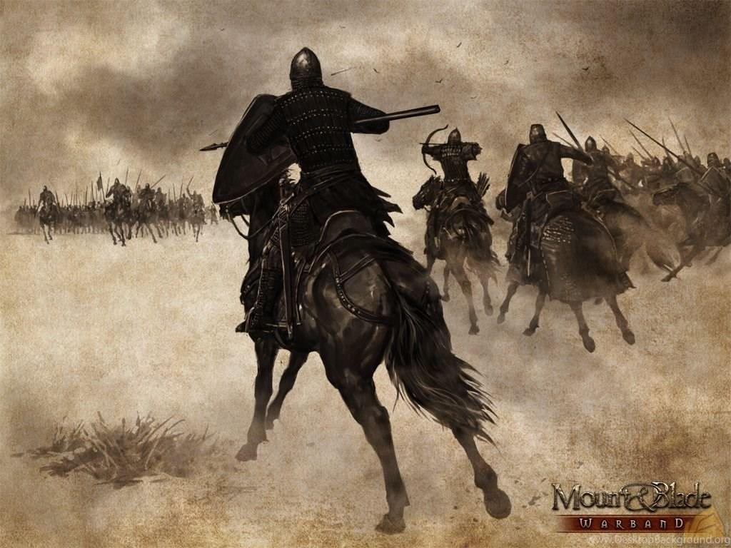 Mount & Blade Warband Wallpaper Artwork Desktop Background