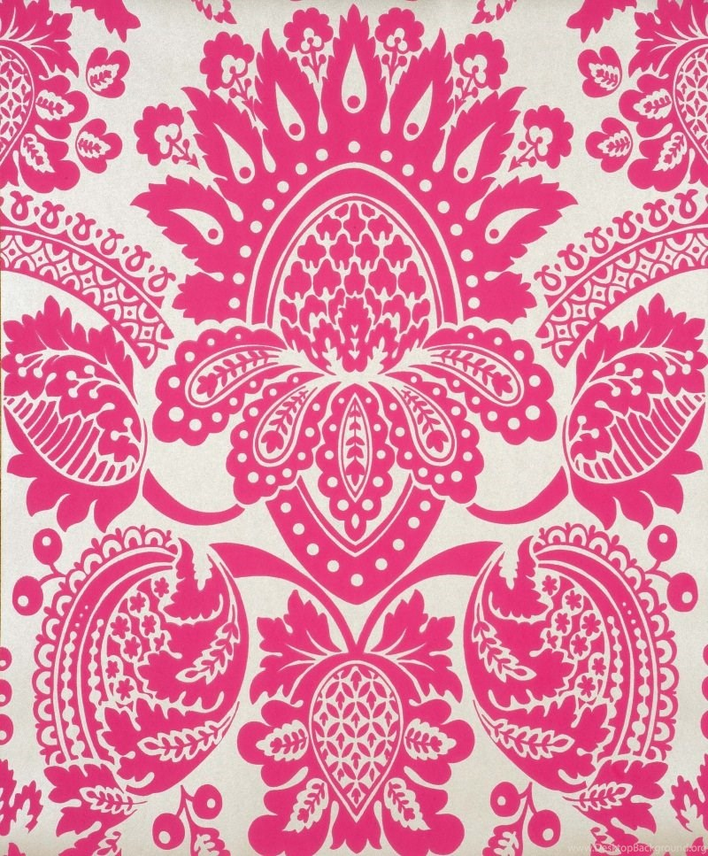 pink and black damask wallpapers wallpapers high