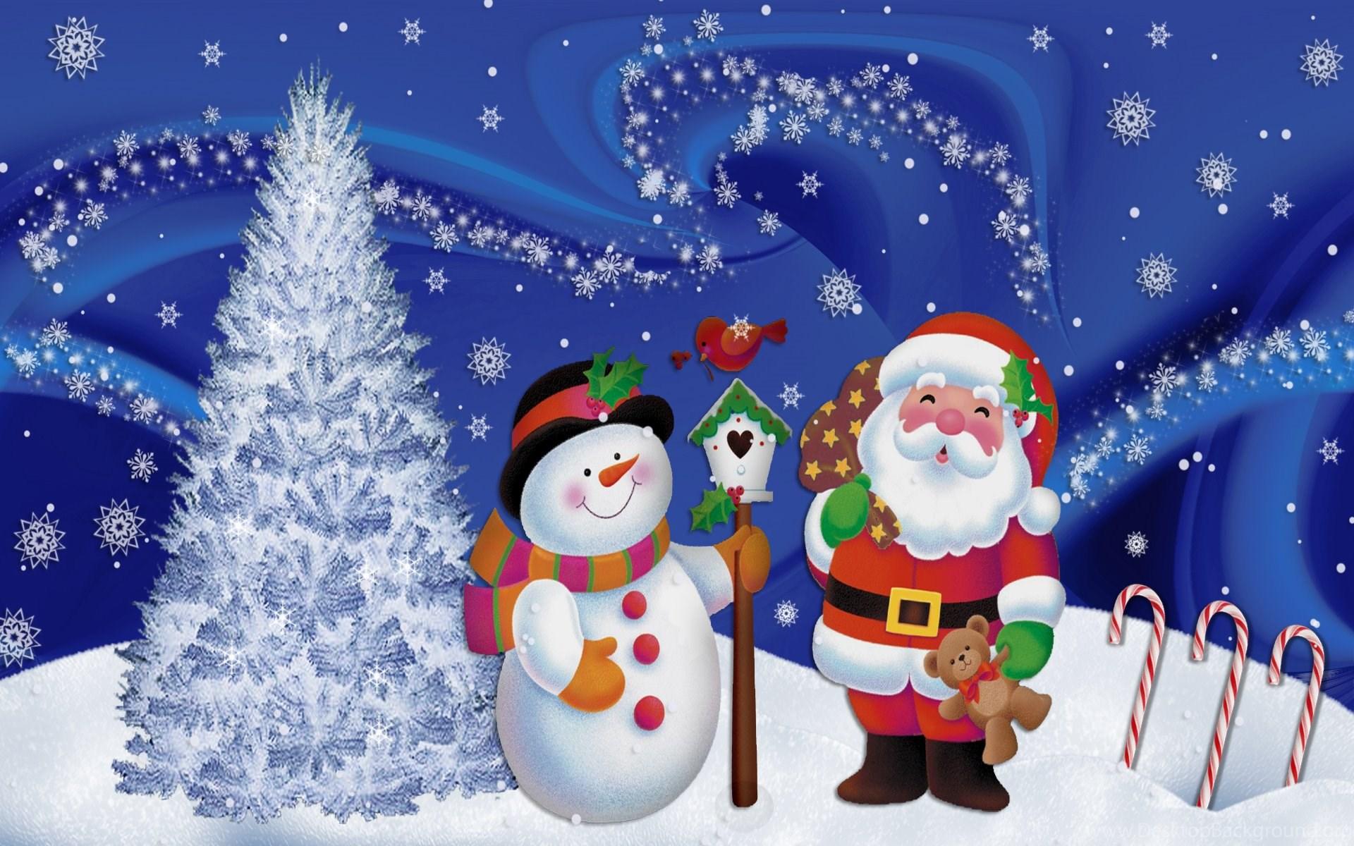 Happy Merry Christmas Wallpapers For Pc Desktop Best Hd Desktop