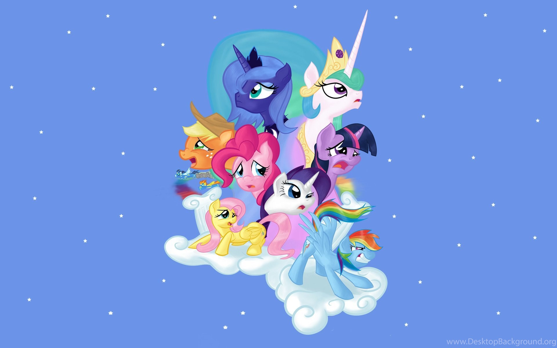 My Little Pony Friendship Is Magic Wallpapers Walldevil Best