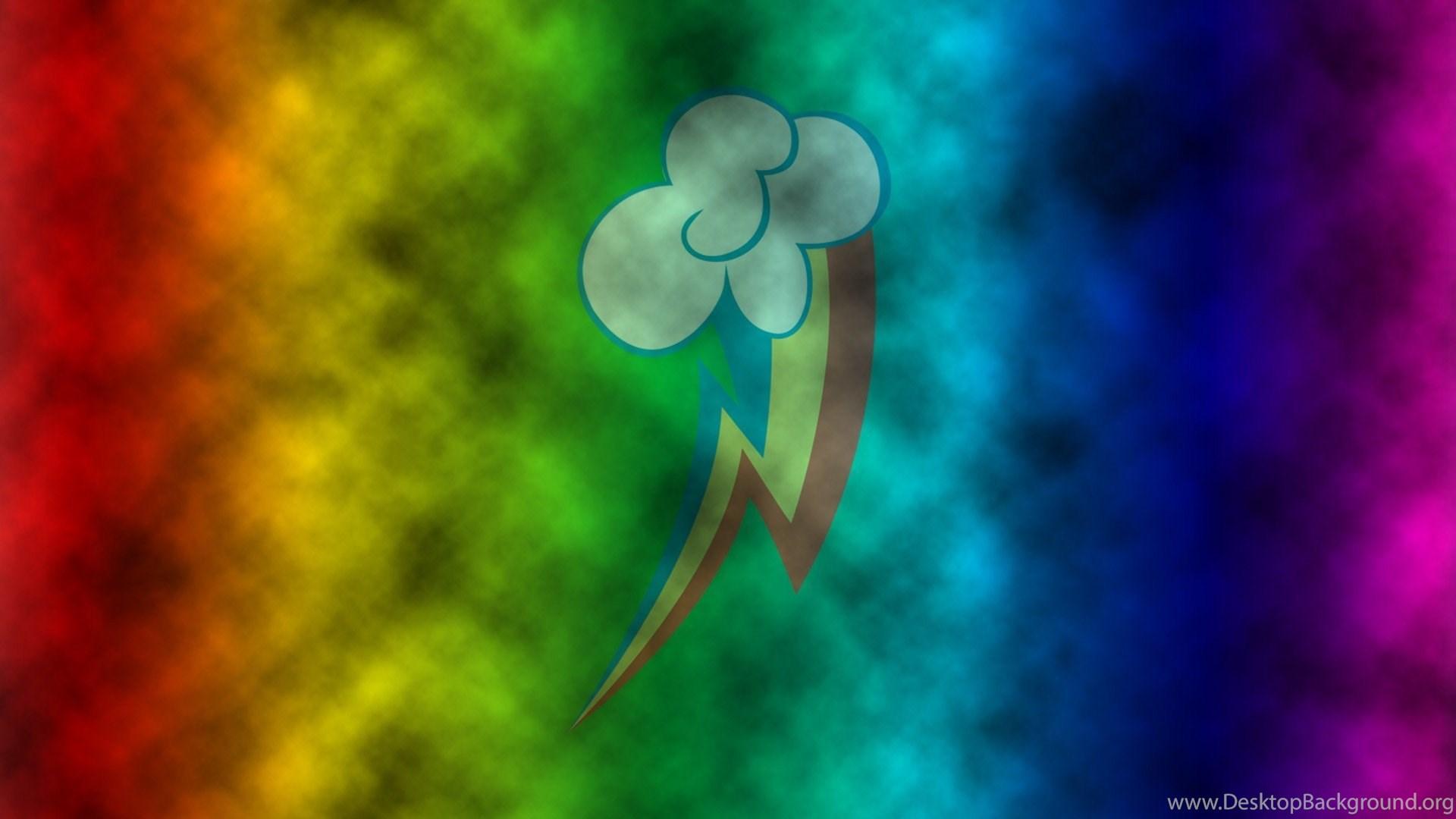 My Little Pony Rainbow Dash Cutie Mark My Little Pony Friendship