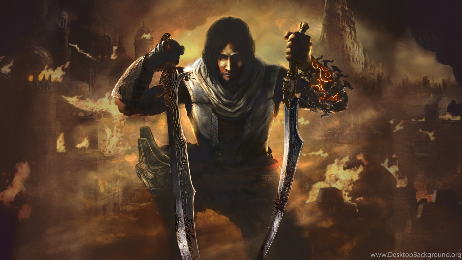 14 Prince Of Persia Warrior Within Hd Wallpapers Desktop Background