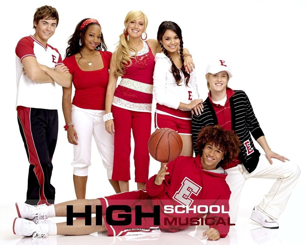 hsm high school musical wallpapers (7091916) fanpop desktop background