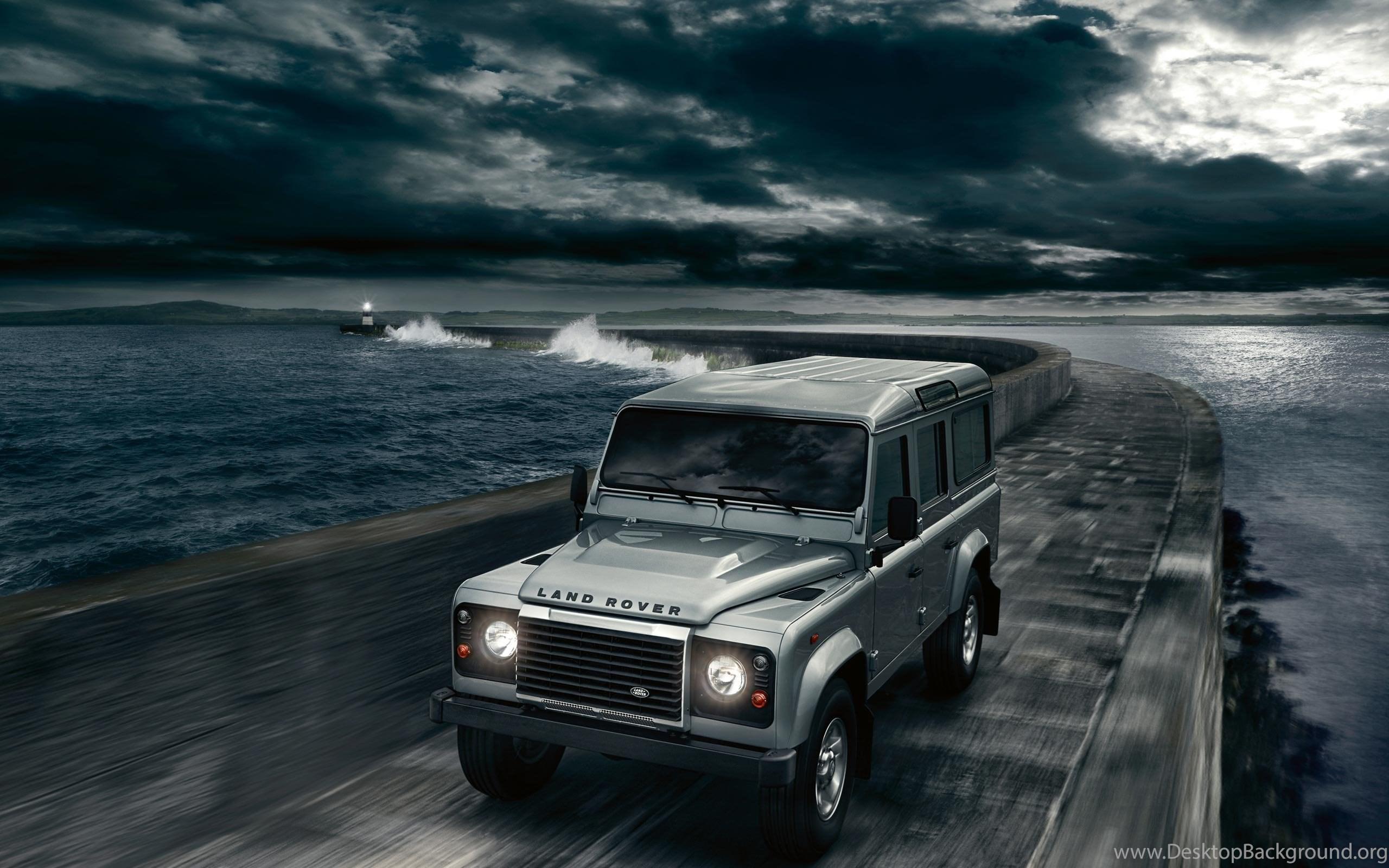Land Rover Defender HD Wallpapers Desktop Background