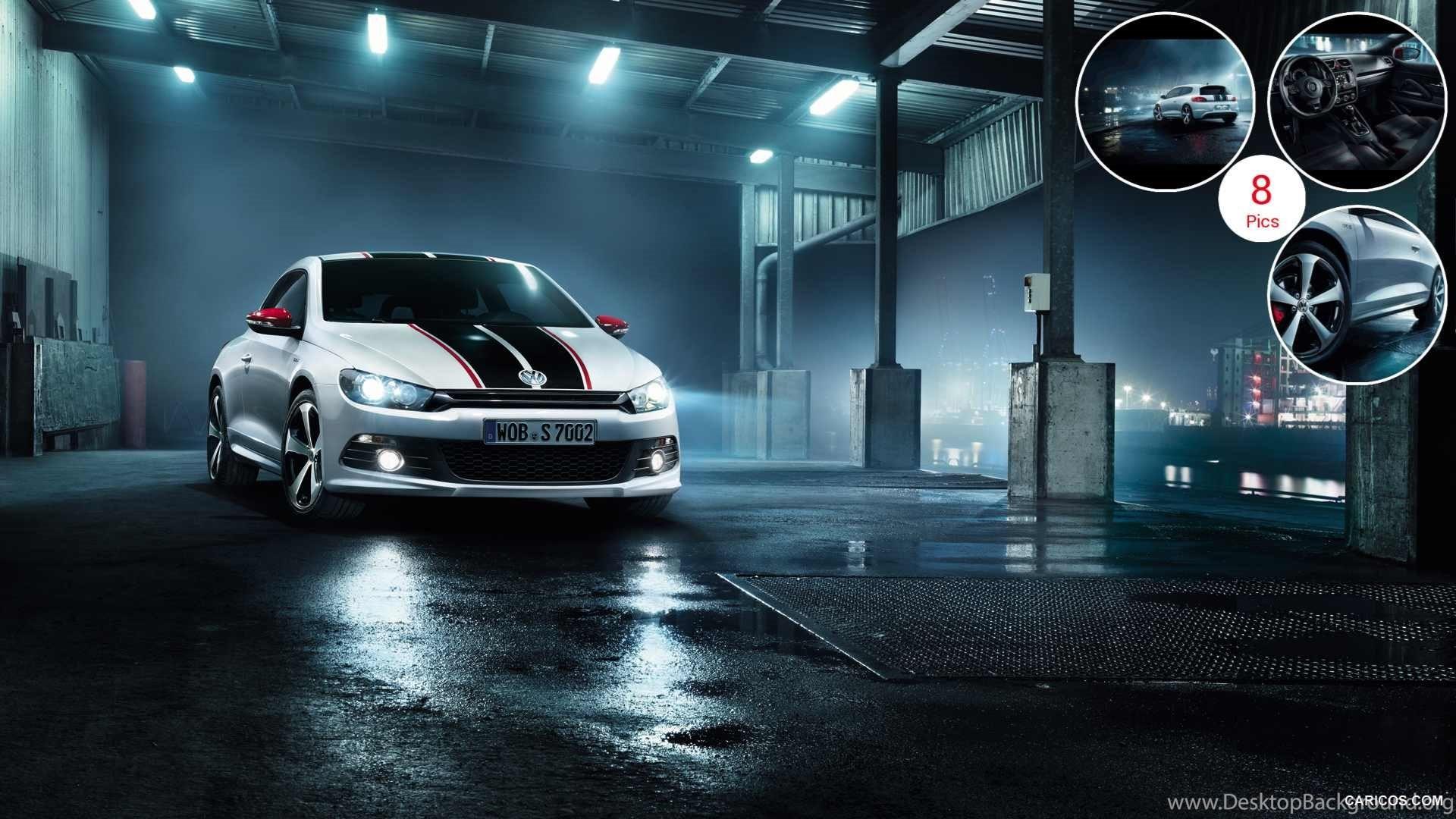 Volkswagen Desktop Background