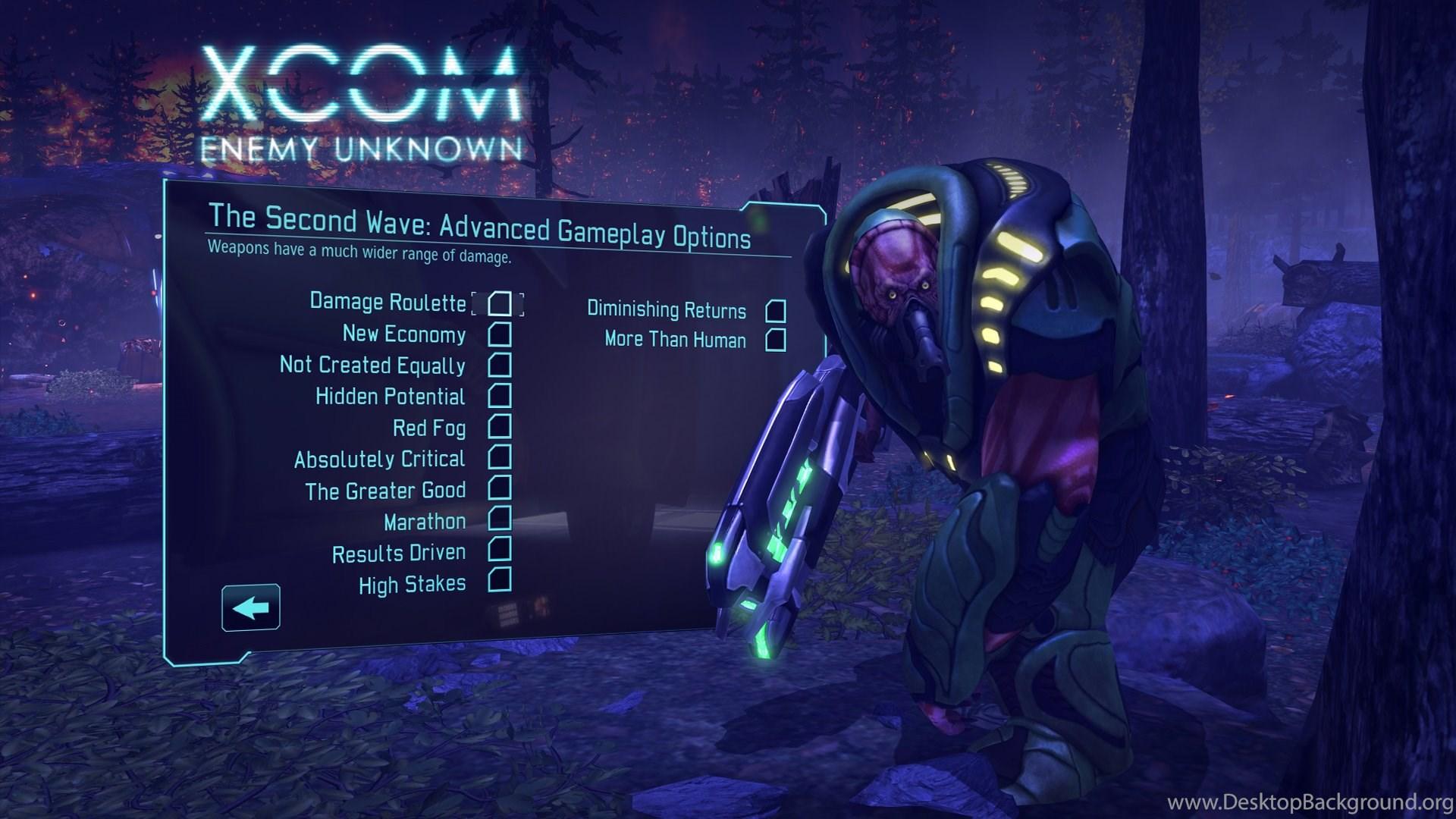 xcom enemy unknown sci fi 8 wallpapers desktop background