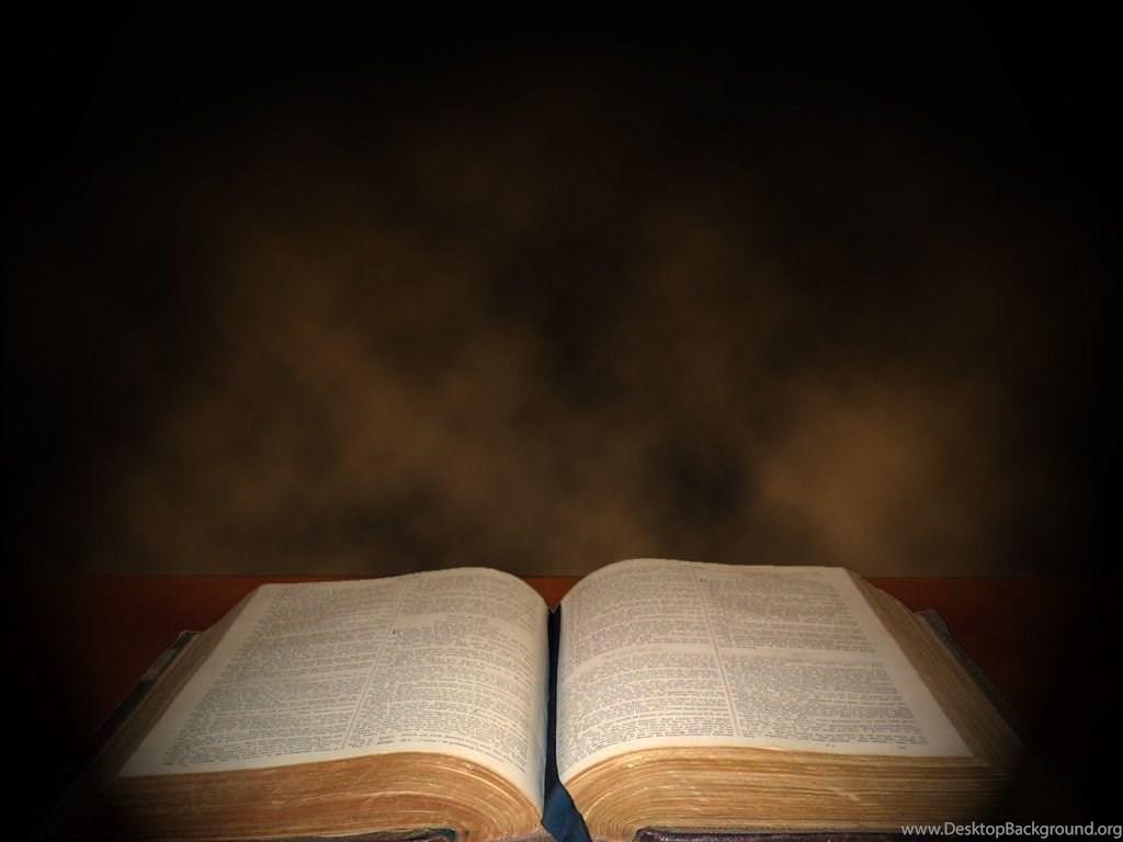 Vintage Open Bible Backgrounds Desktop Background