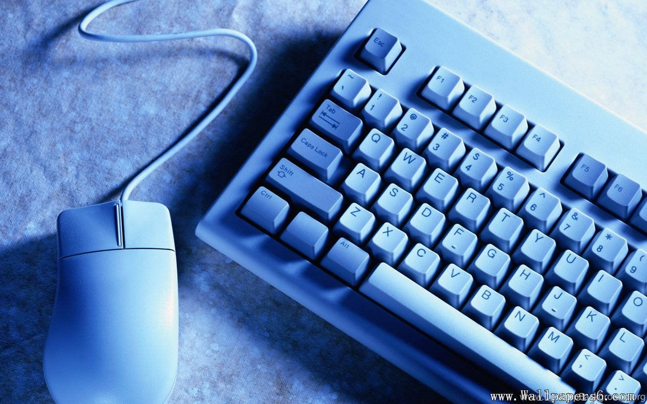 Mouse And Keyboard - Computers Wallpapers Free Download