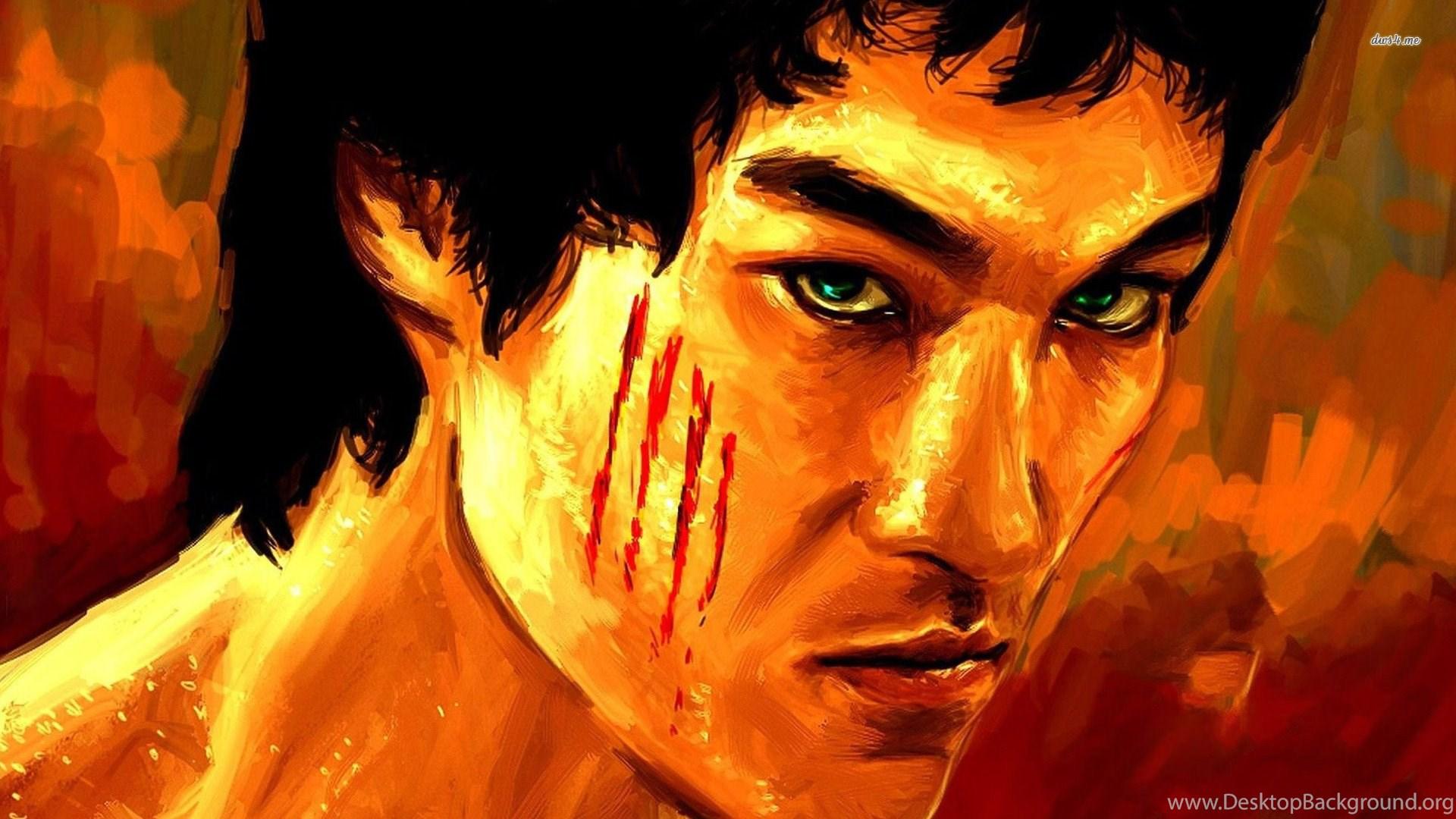Bruce Lee Wallpapers Download Wallpapers Zone Desktop Background