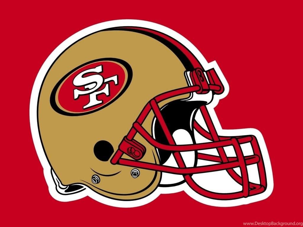 San Francisco 49ers Logo San Francisco 49ers Helmet Logo Logo Desktop Background