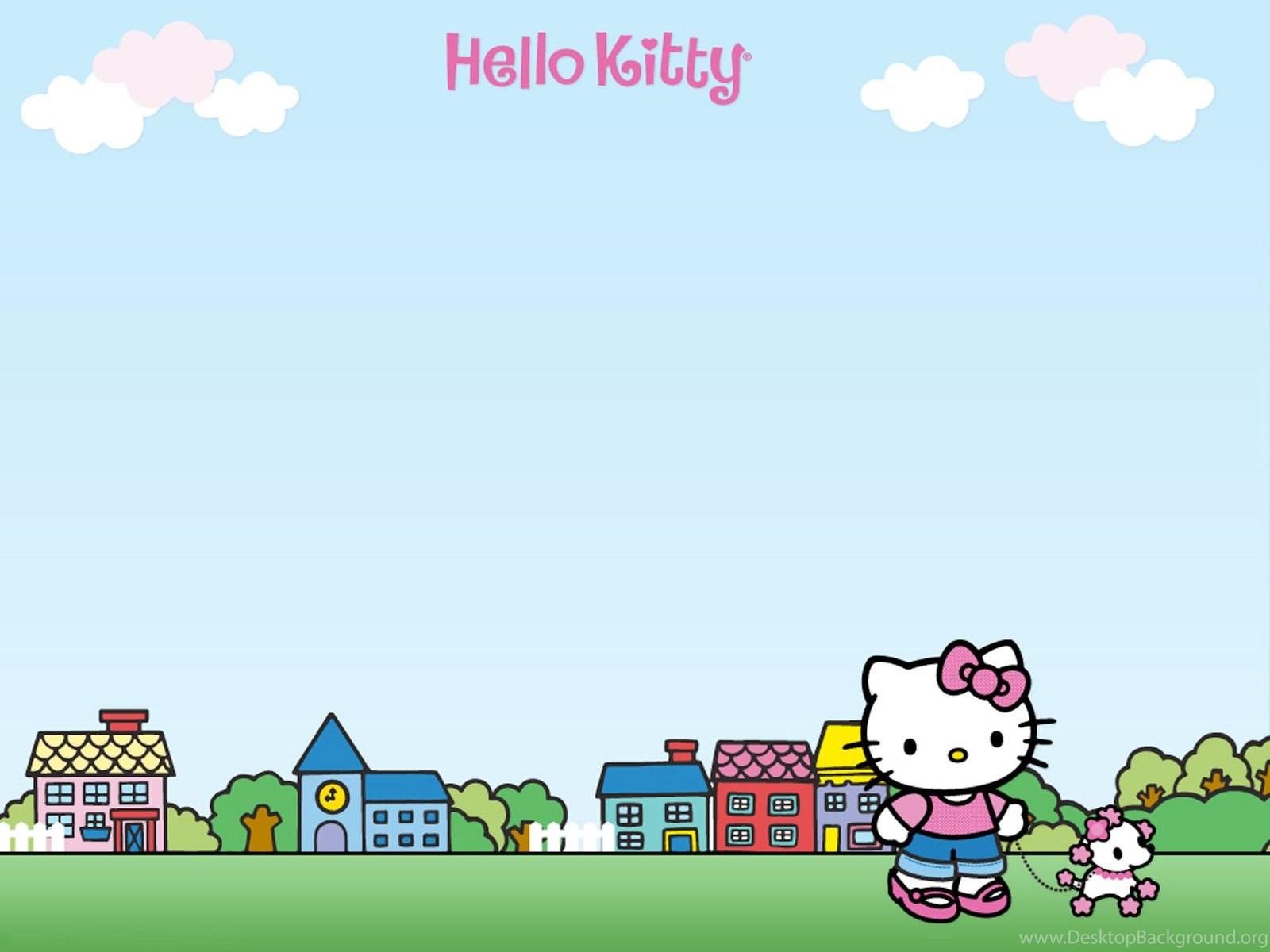 Hello Kitty Desktop Backgrounds Free Wallpapers Cave Desktop Background