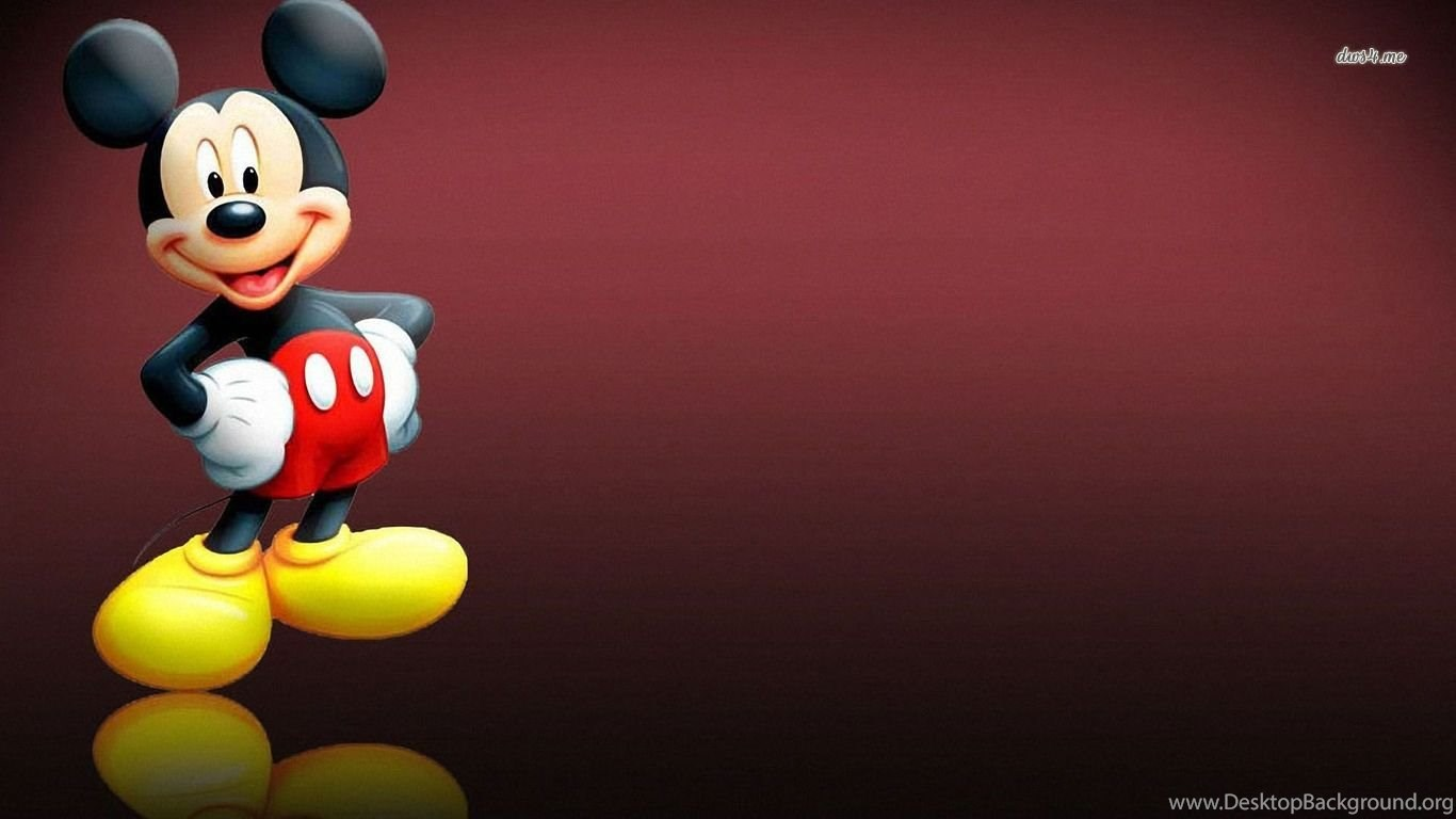 64 Mickey Mouse Hd Wallpapers Desktop Background