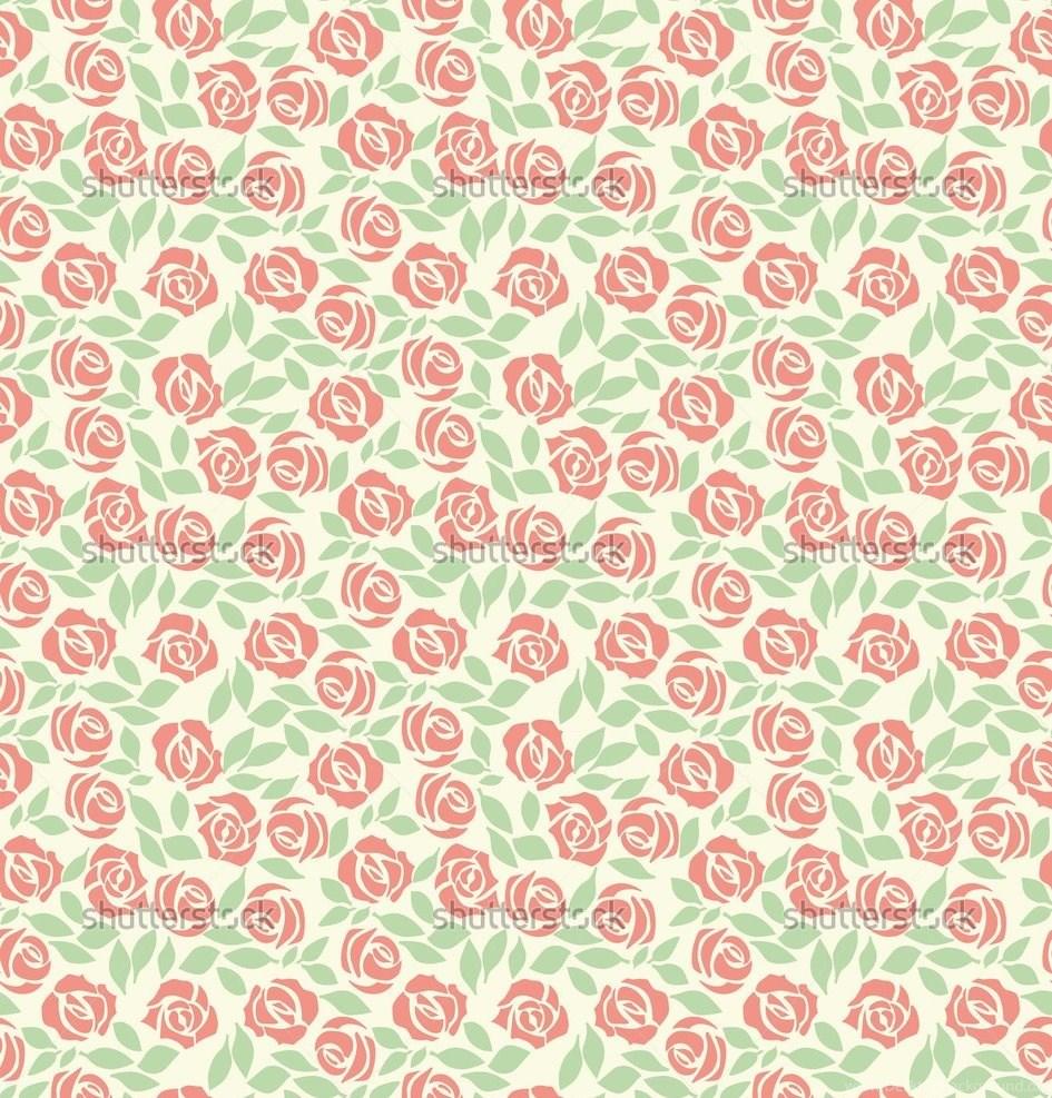Cute Vintage Floral Backgrounds Tumblr Desktop Background