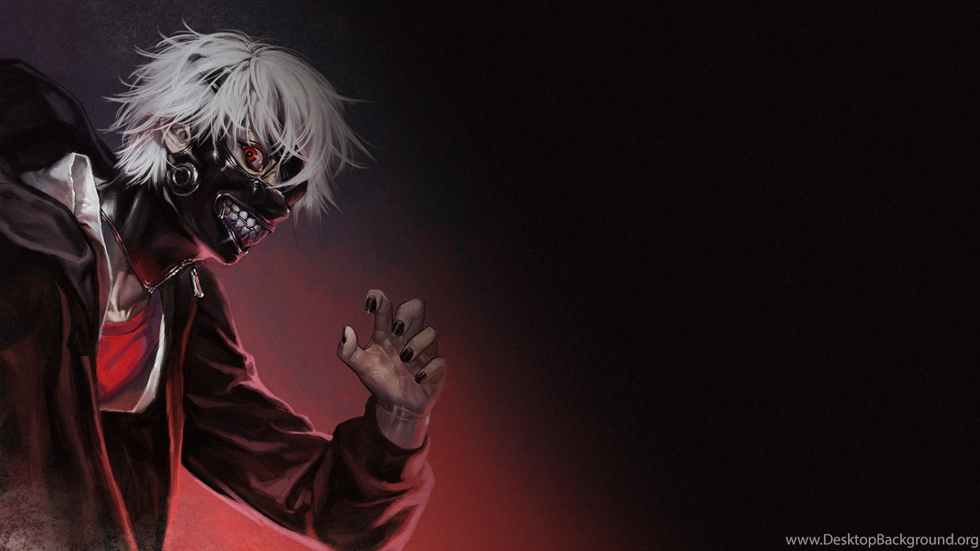 Tokyo Ghoul Kaneki Ken Anime Boys Wallpapers Hd Desktop And
