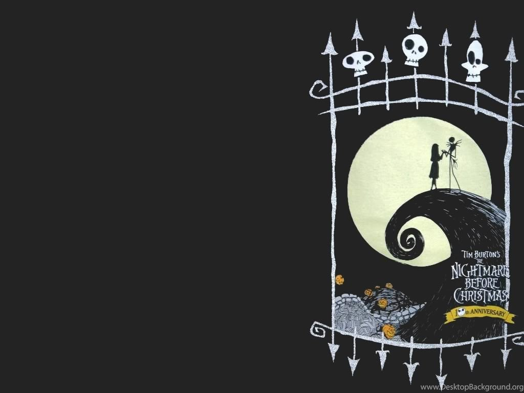 Nightmare Before Christmas Wallpapers Secret Hd Desktop Background