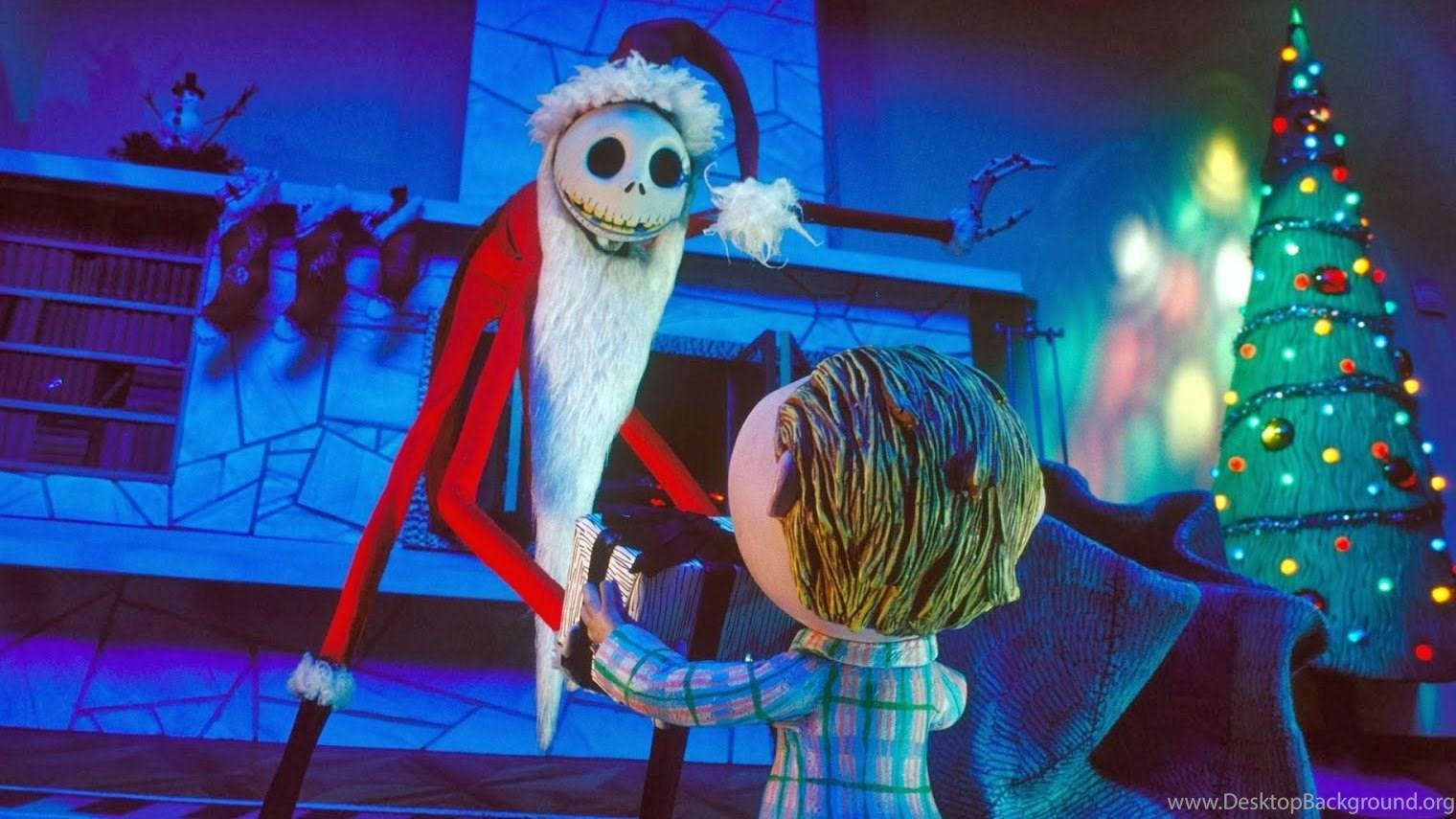 Nightmare Before Christmas Wallpapers Hd Desktop Background