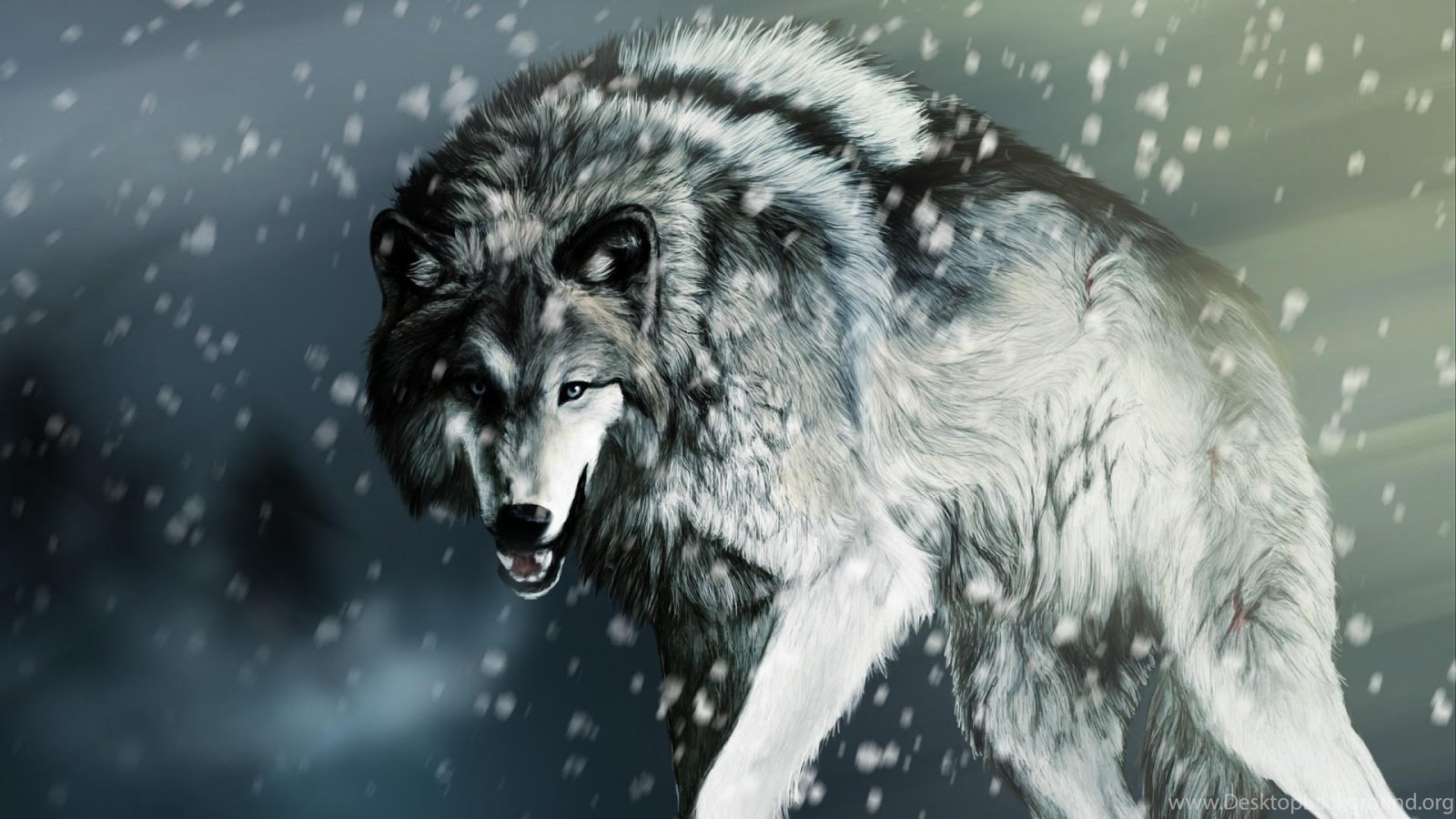 Wolf Pack 2 Hd Live Wallpapers Android Apps On Google Play Desktop Background