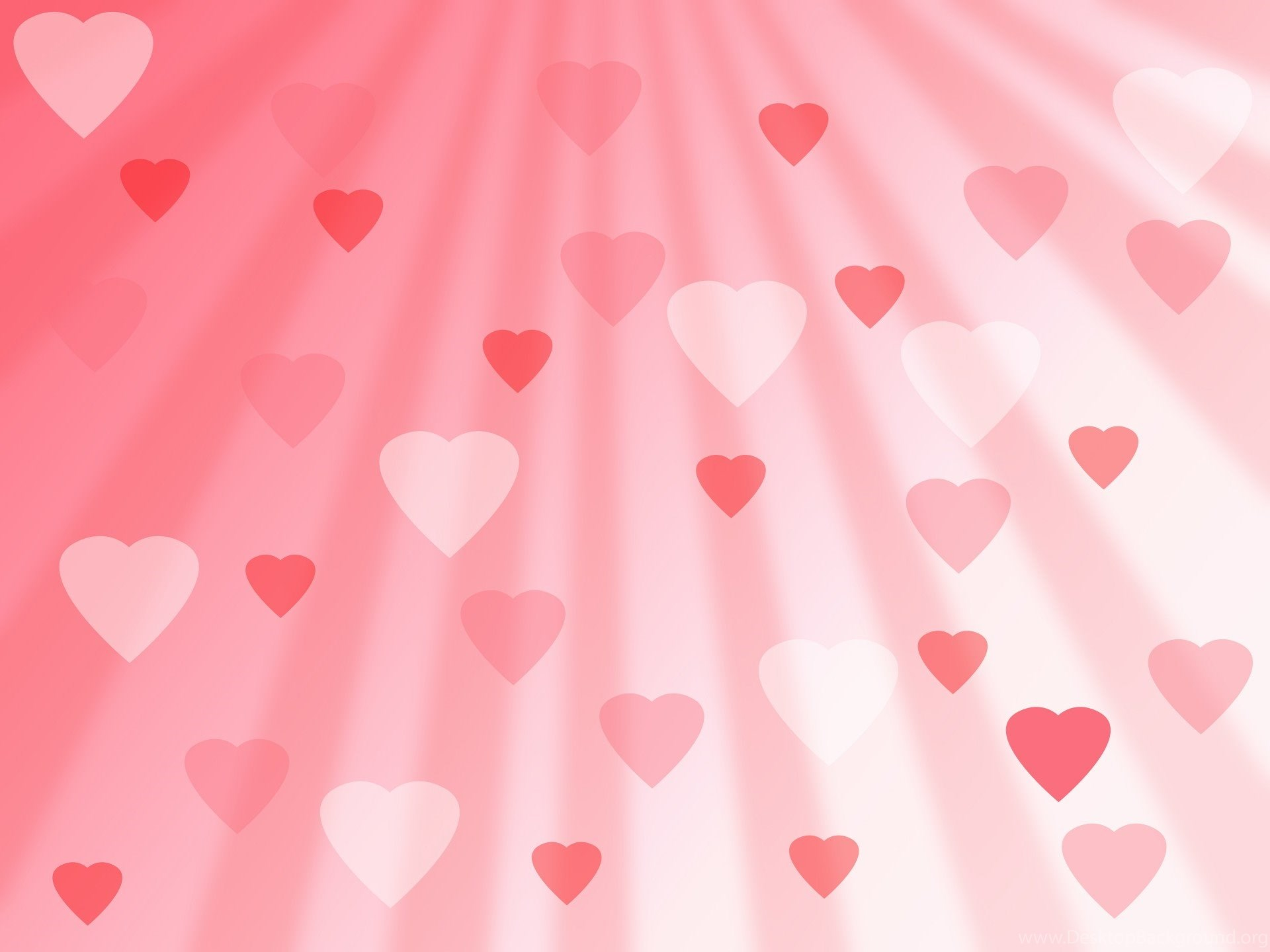 Pink Heart Backgrounds Free Stock Photo Public Domain