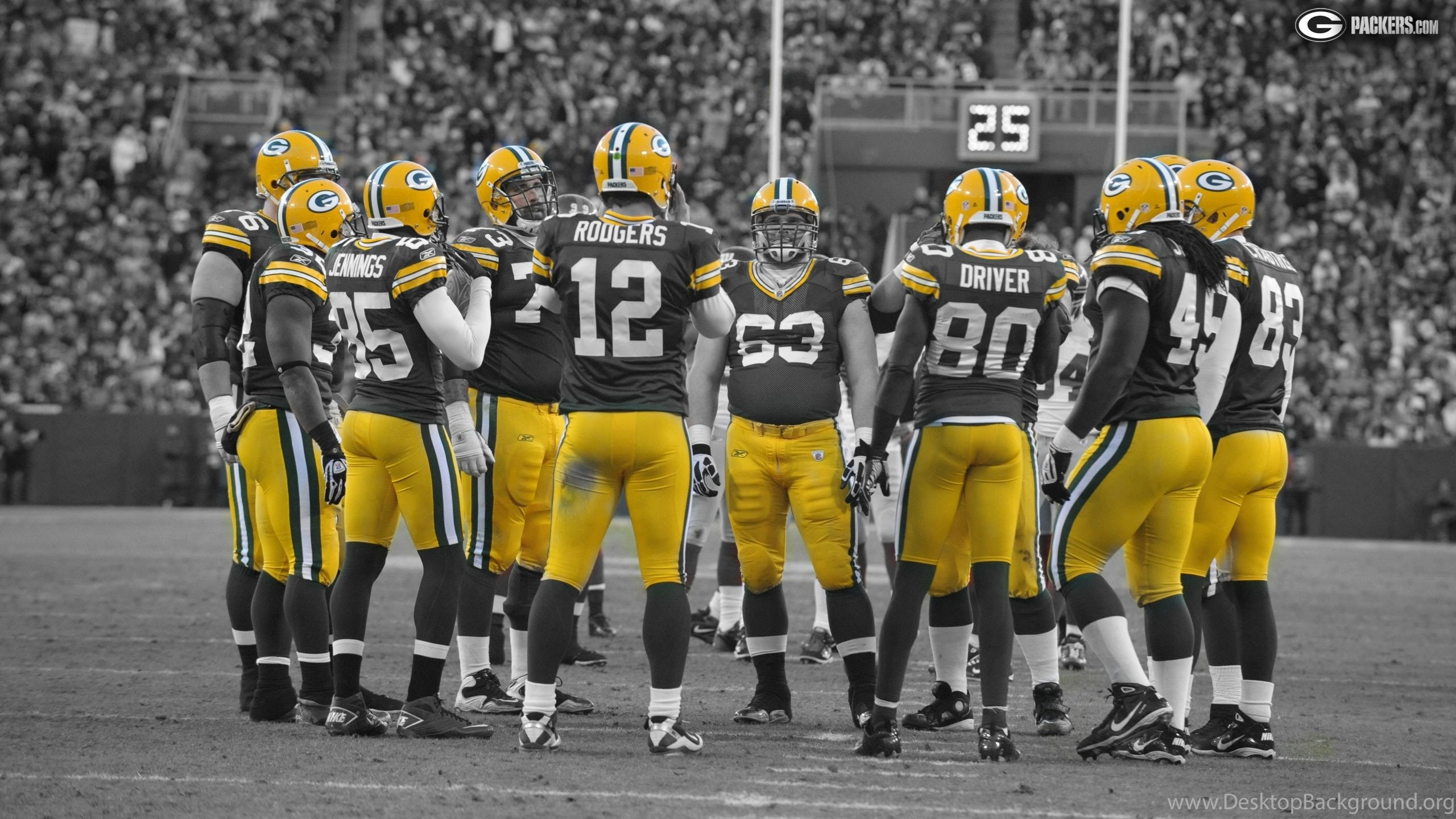 Green Bay Packers, Community, 2560x1440 HD Wallpapers And