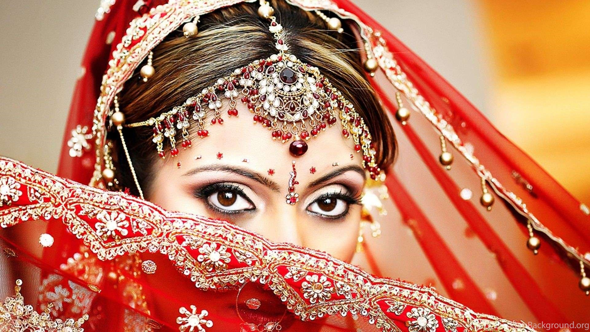 indian brides hd wallpapers of indian bride makeup & dress desktop