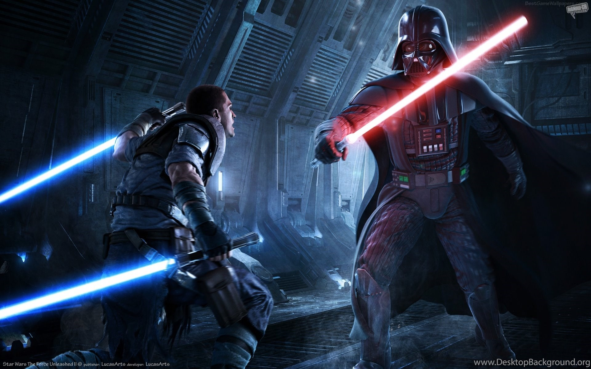 1920x1200 Star Wars Force Unleashed 2 Desktop Pc And Mac Wallpapers Desktop Background