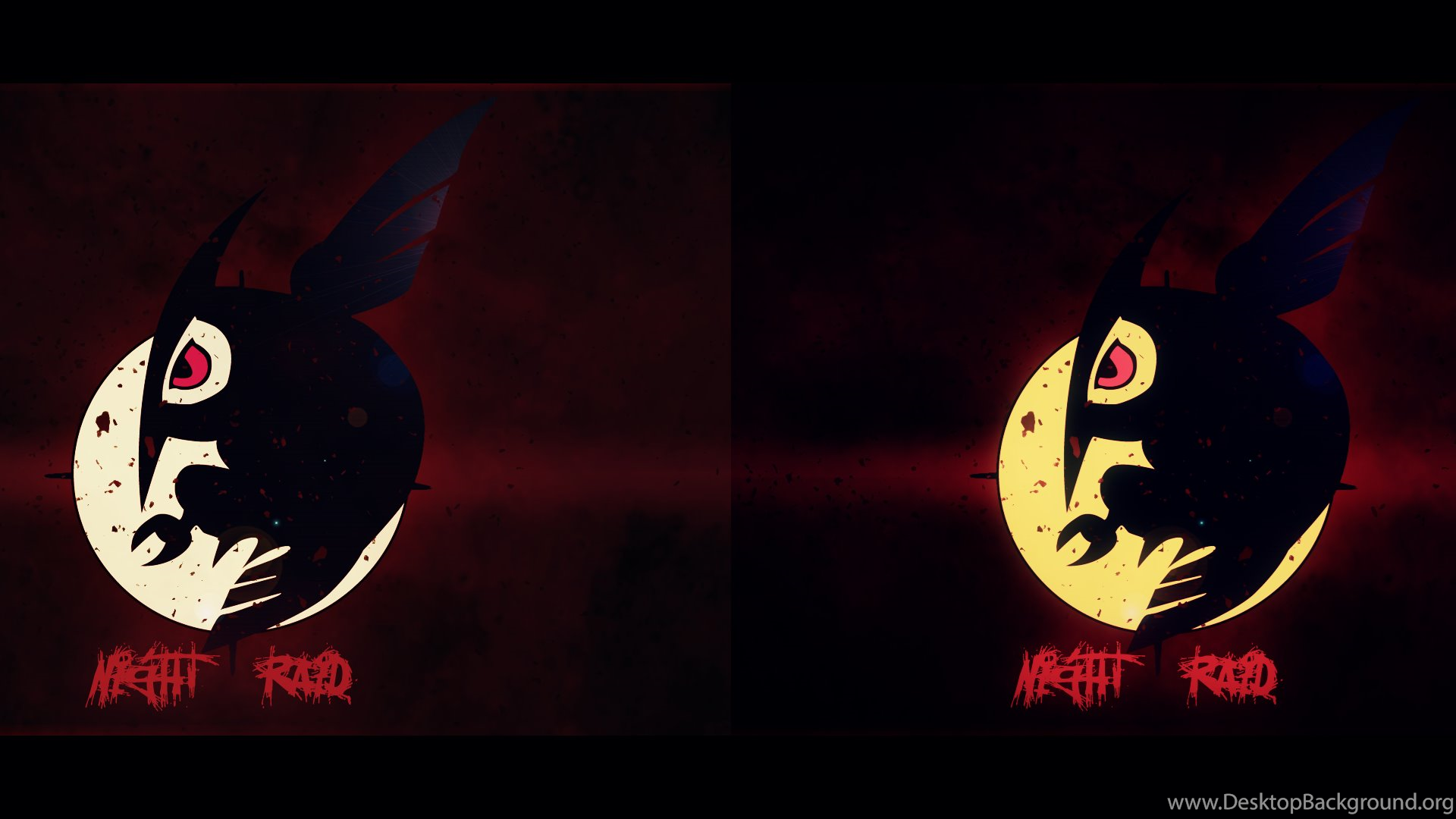 Night Wallpaper No Logo By Ualgreymon On Deviantart: DeviantArt: More Like Akame Ga Kill: Night Raid Logo