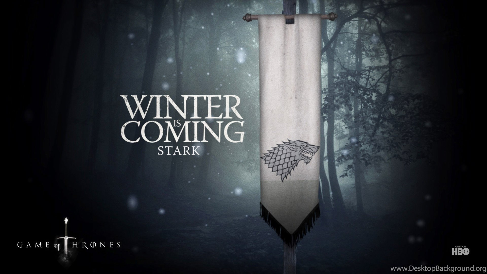 Download The Winter Is Coming Wallpaper Winter Is Coming Iphone