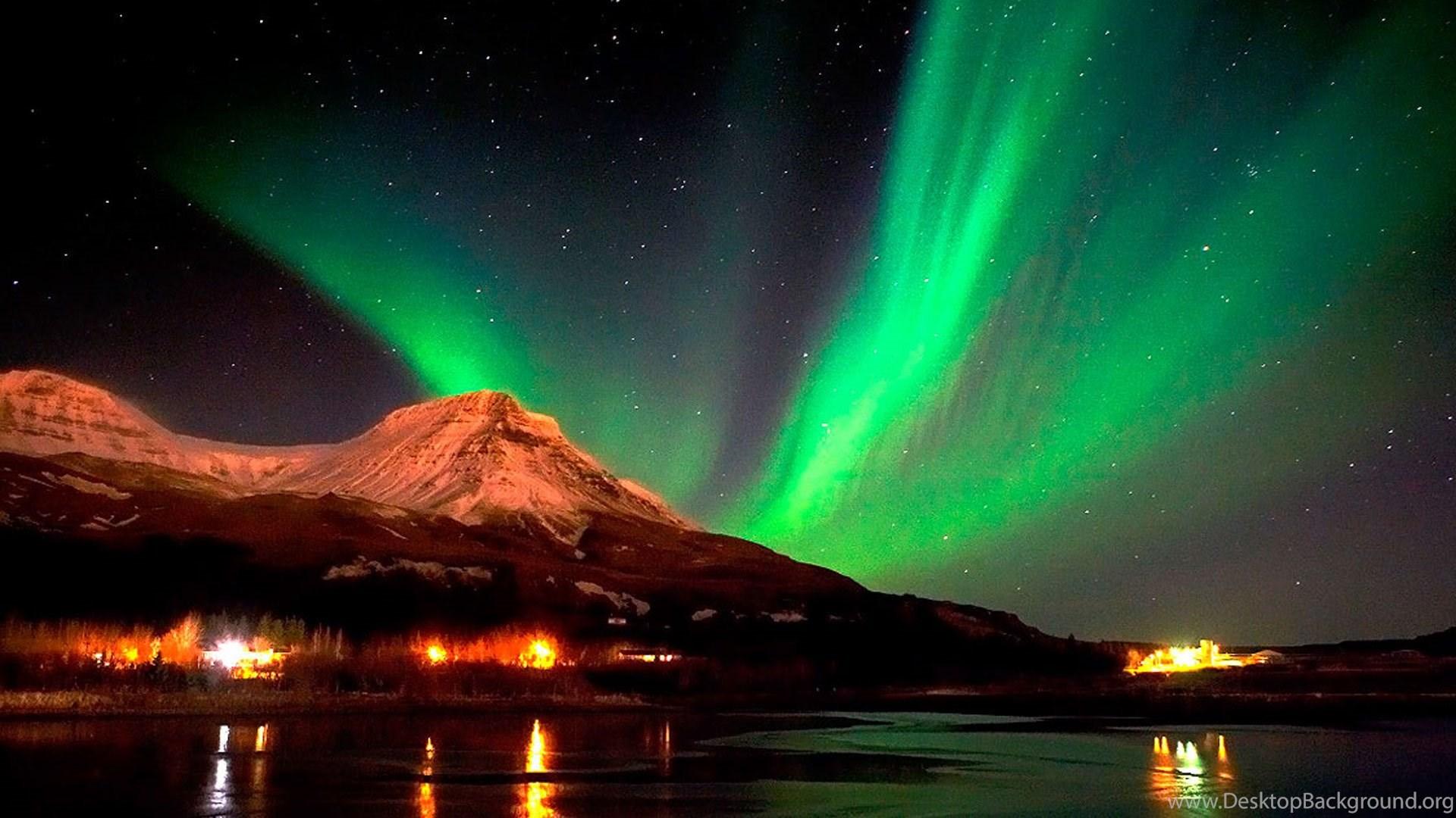 Northern Lights Hd Wallpapers Desktop Background