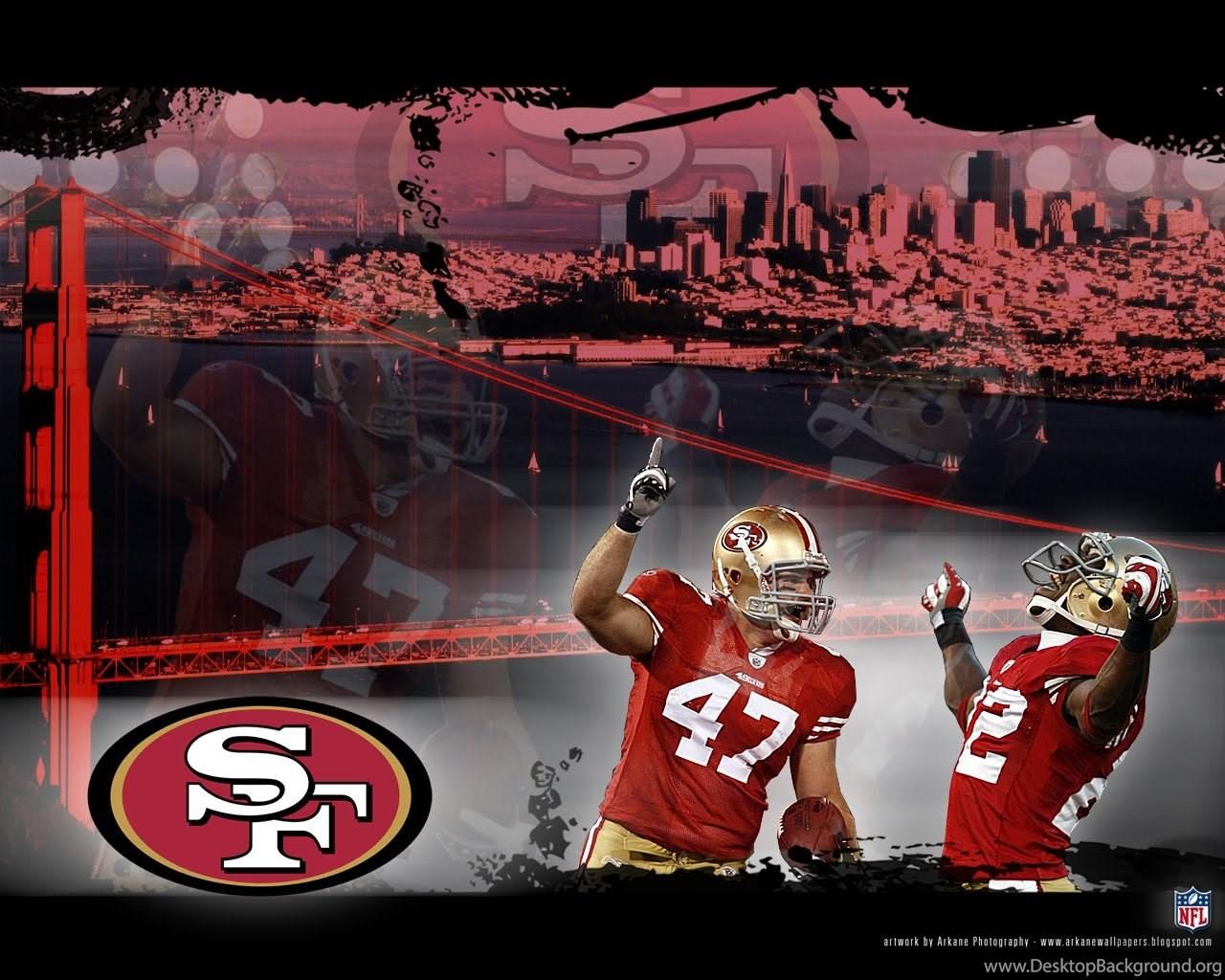 San Francisco 49ers Wallpapers Hd Desktop Background