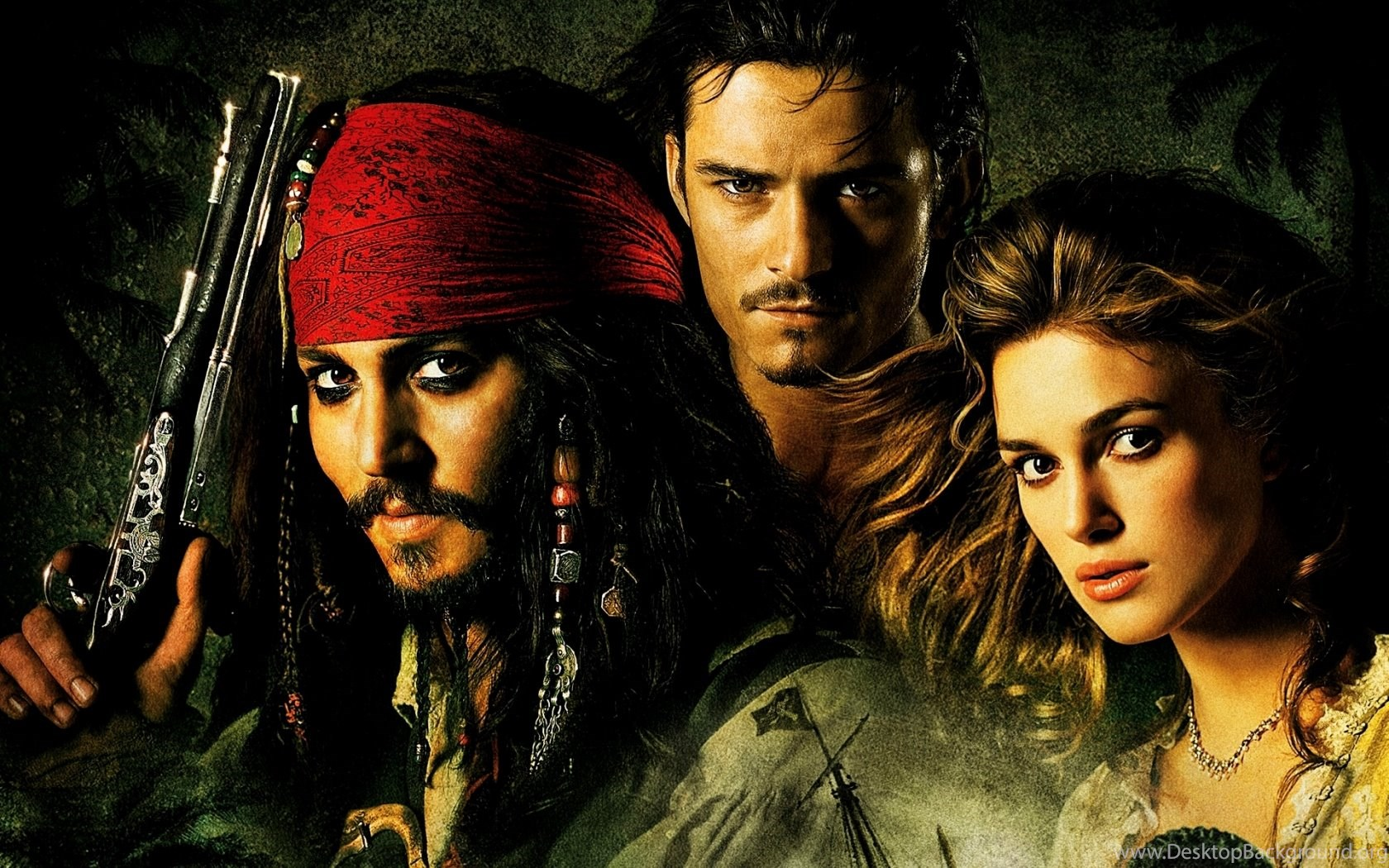 The Pirates Of The Caribbean Wallpaper Movies Hd Widescreen
