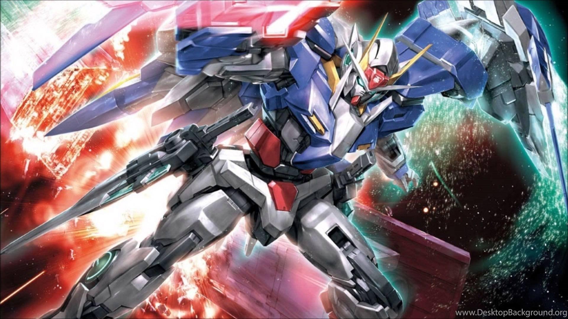 Gundam 00 Wallpapers Wallpapers Cave Desktop Background