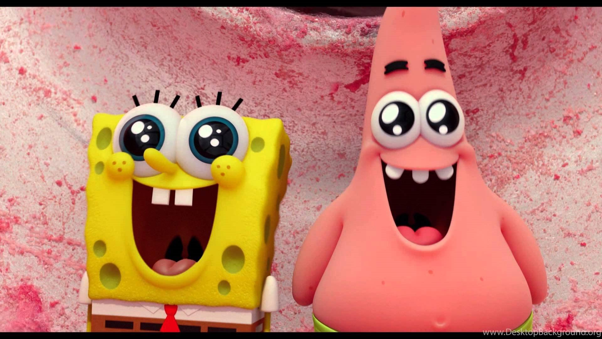 16 the spongebob movie: sponge out of water hd wallpapers