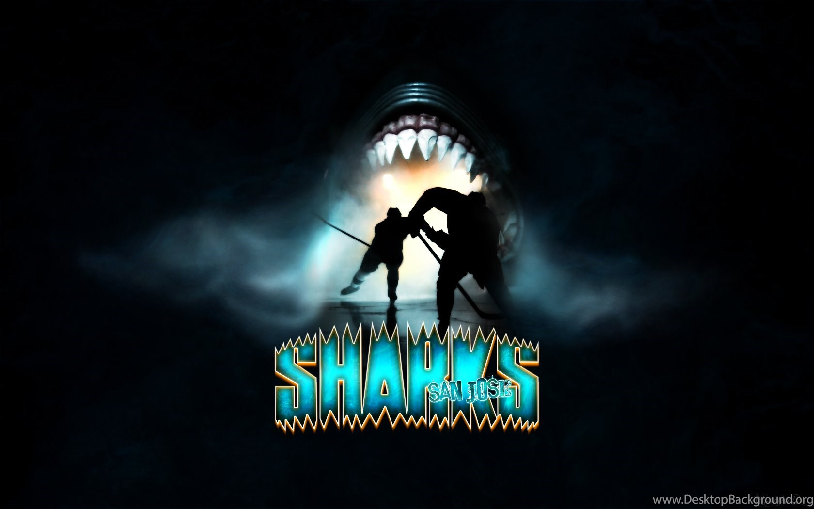 San Jose Sharks Wallpapers HD Desktop Background