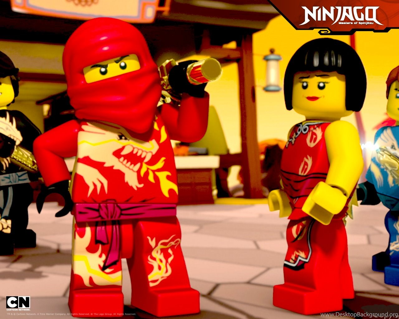 24 Lego Ninjago Masters Of Spinjitzu HD Wallpapers Desktop Background