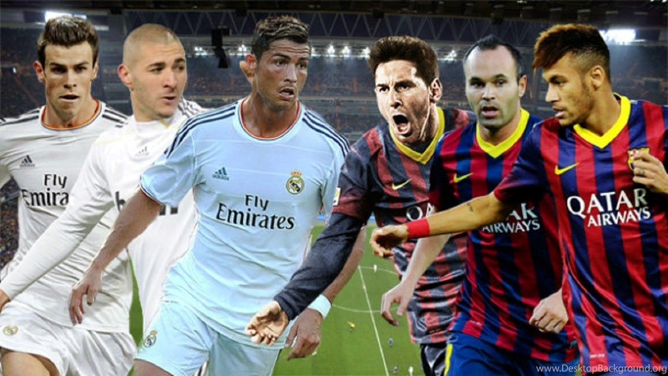 Wallpapers Pictures Lionel Messi Vs Cristiano Ronaldo Football
