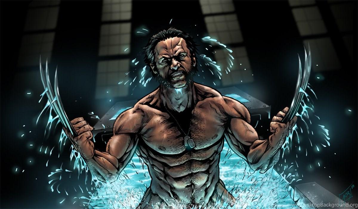Wolverine Hd Wallpapers 4k Animaxwallpaper Com