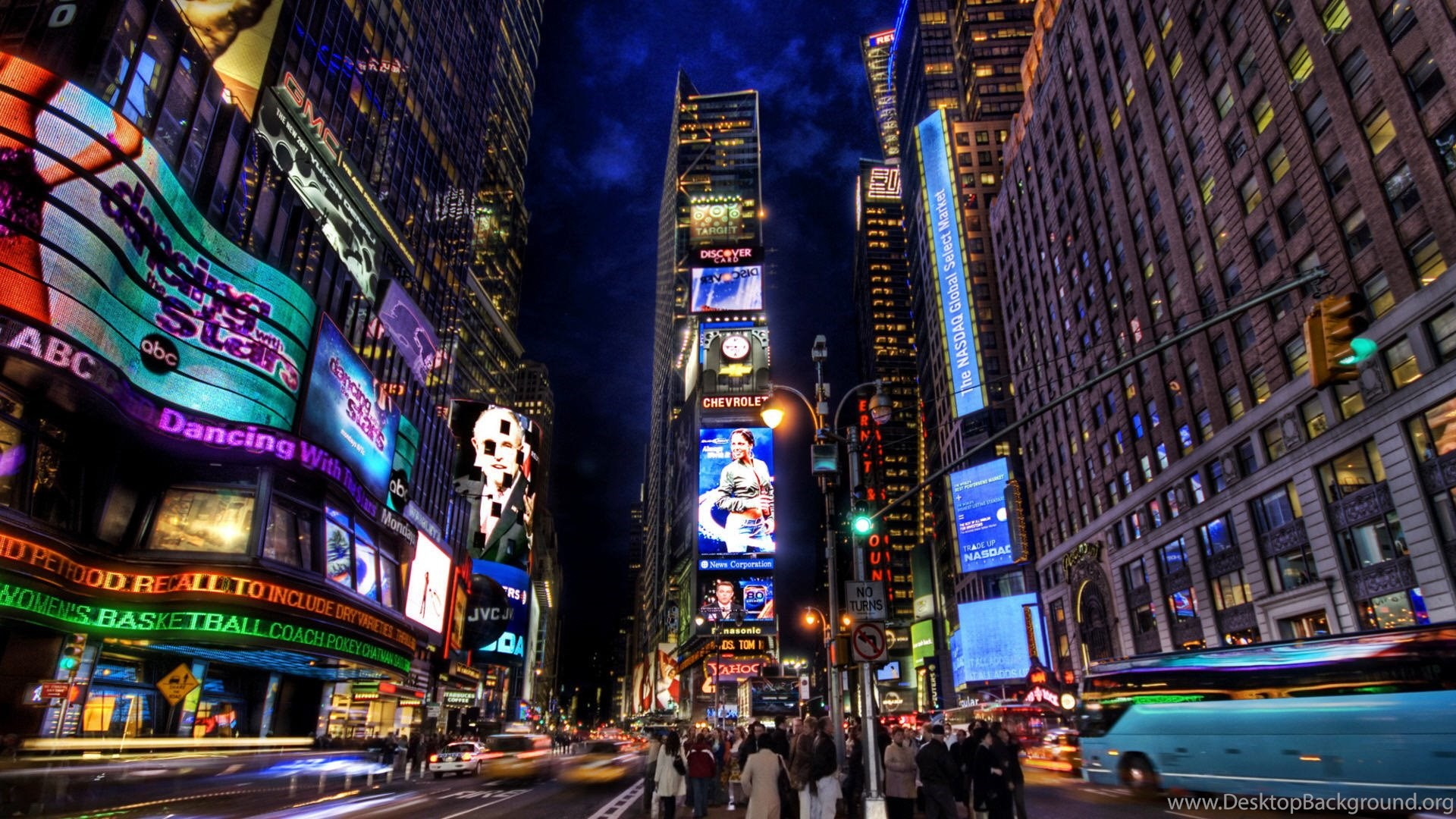 High Resolution NYC New York City Street Wallpapers HD 8 Full Size