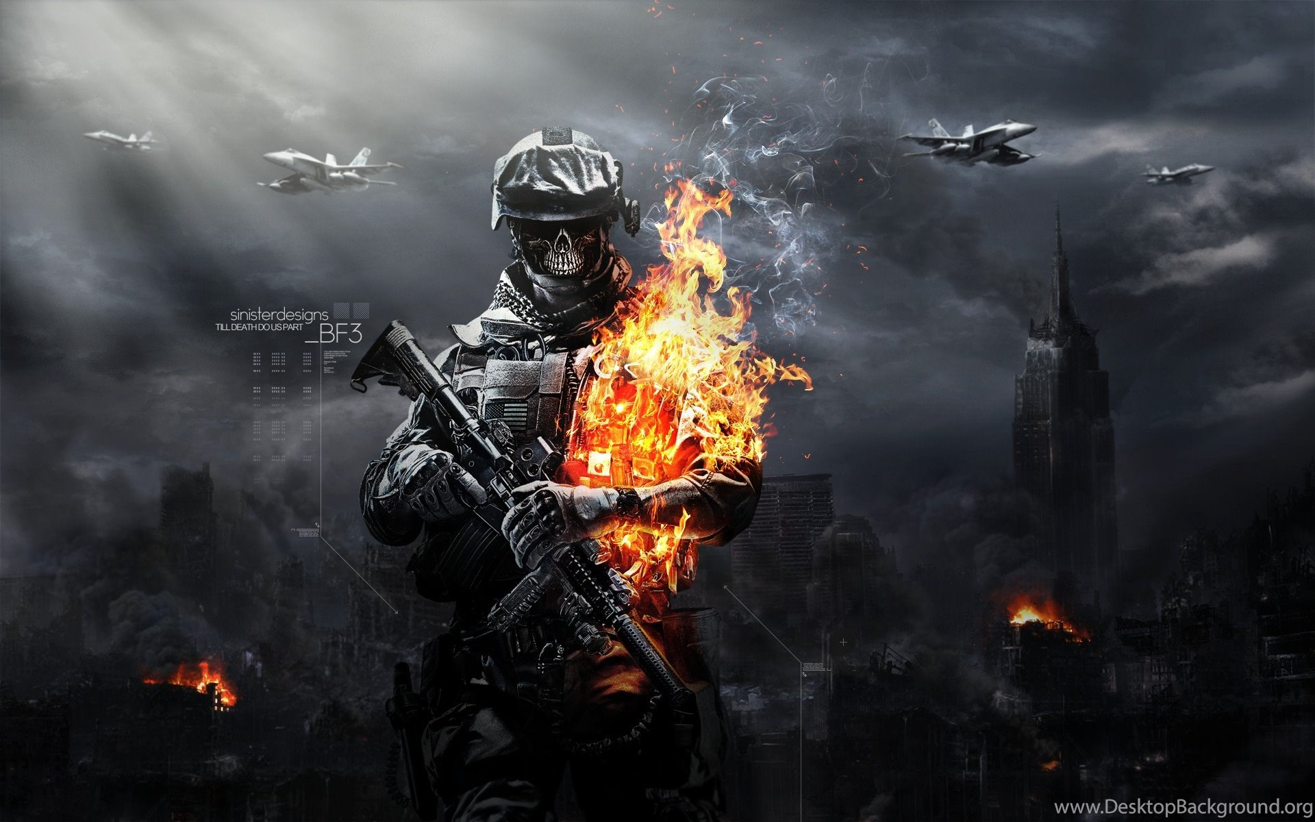 Badass Wallpapers Beautiful M2 HD Desktop Background