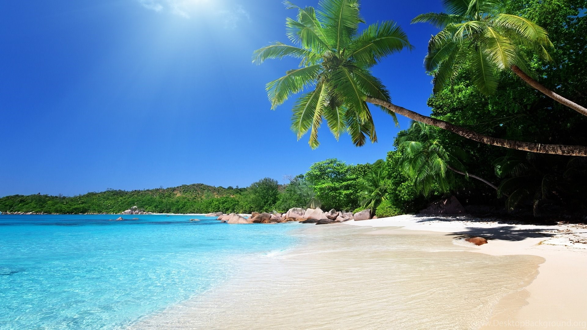 hd tropical beaches island wallpapers 1080p full size  desktop