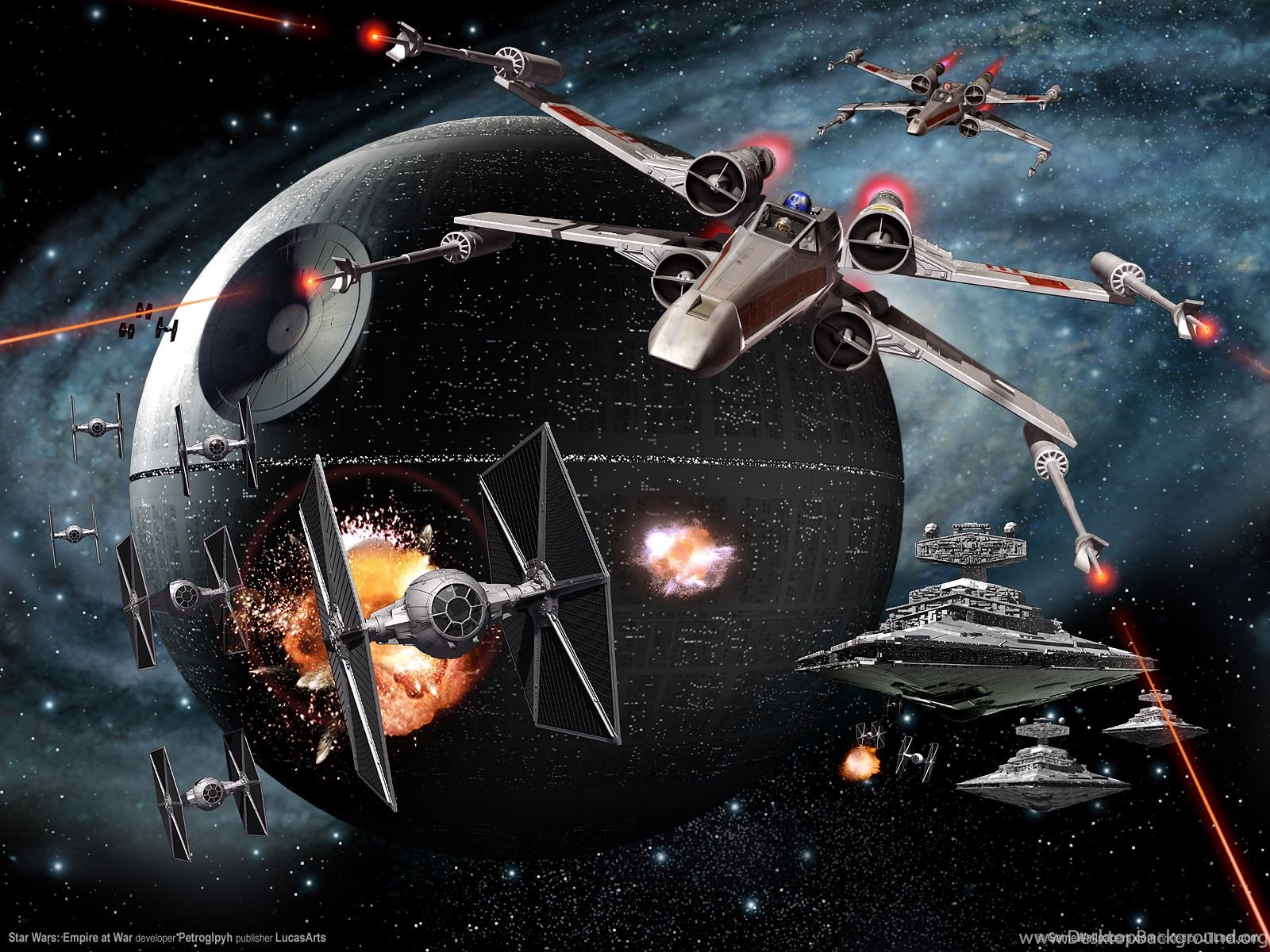 Star Wars 3 Hd Resolution Wallpapers Movie Wallpapers Localwom Desktop Background