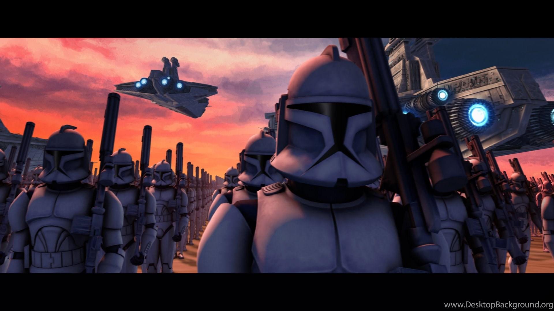 Star Wars Clone Trooper Phase 2 Wallpapers Desktop Background