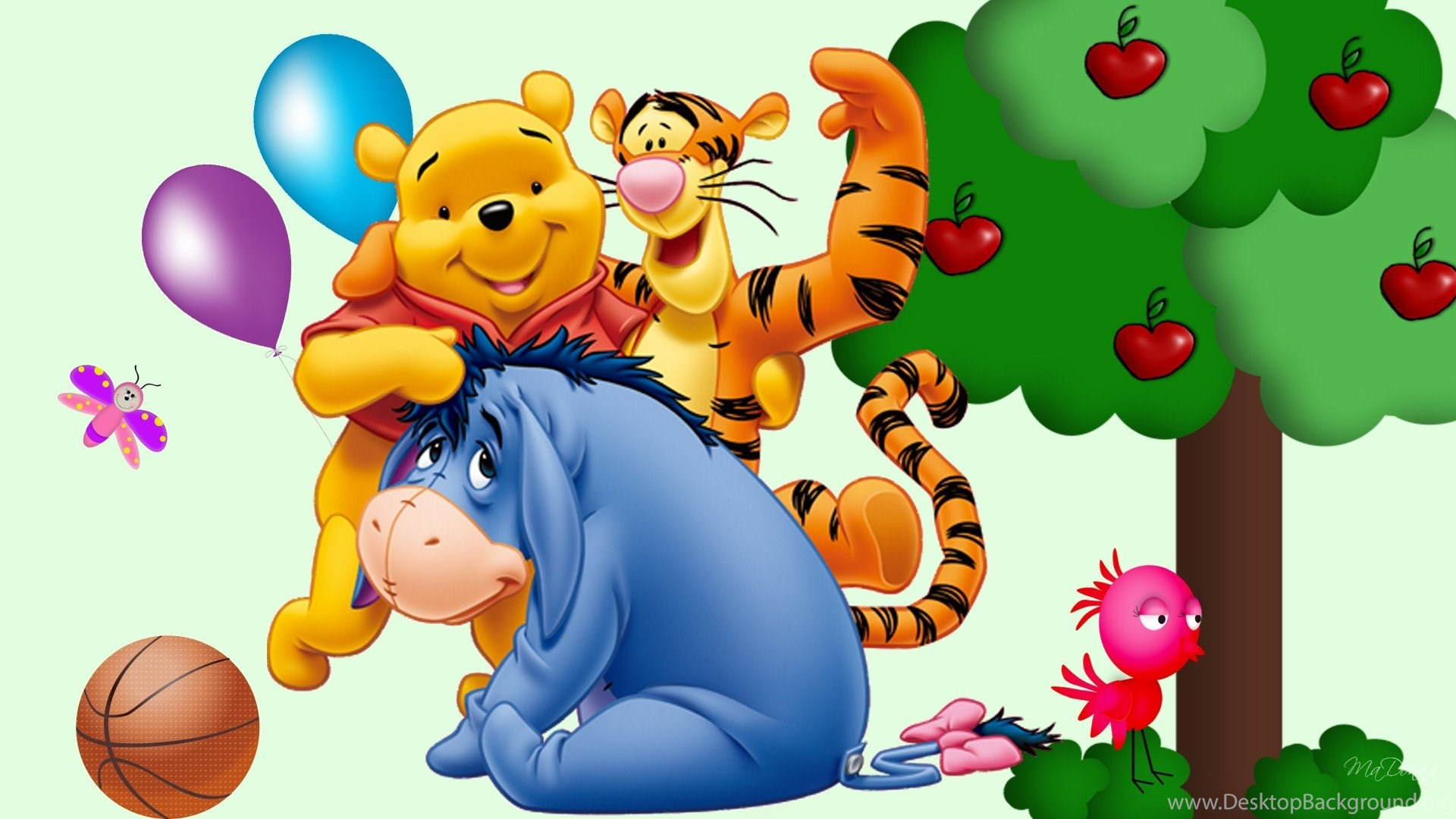 Winnie The Pooh Wallpapers For Android 41229 Desktop Wallpapers