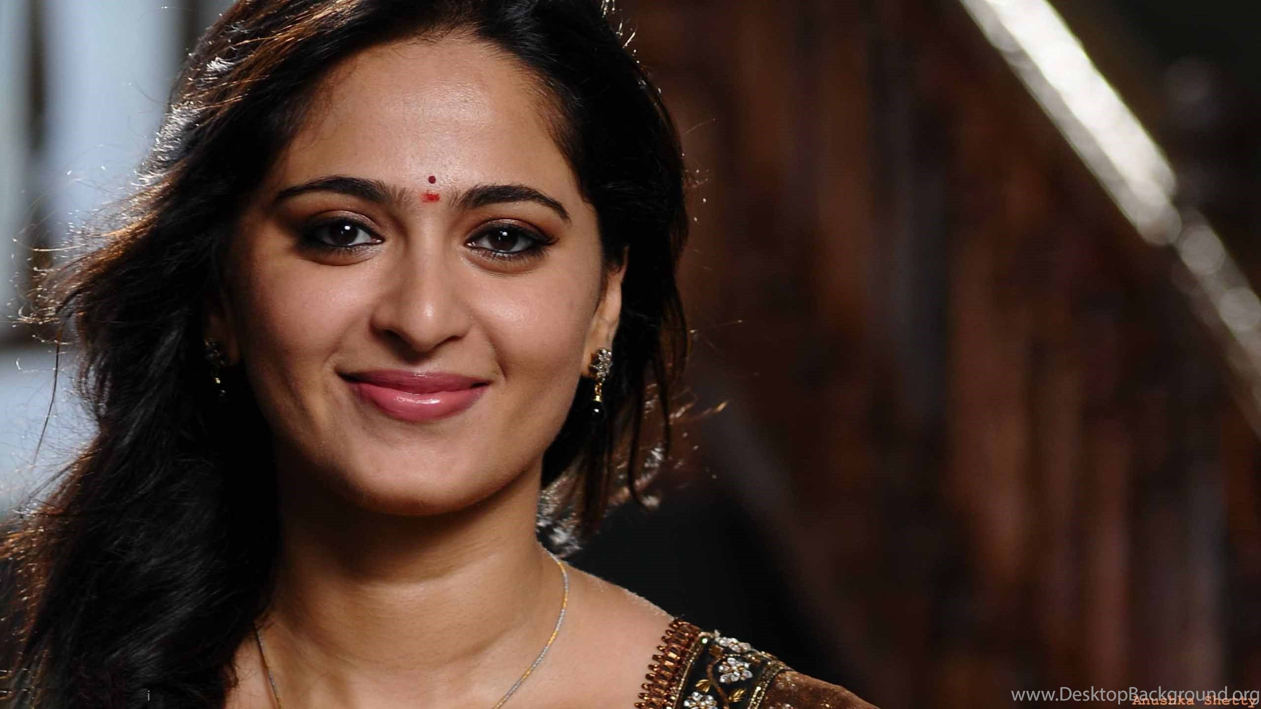 Anushka Shetty Natural Face Hd Wallpapers Desktop Background