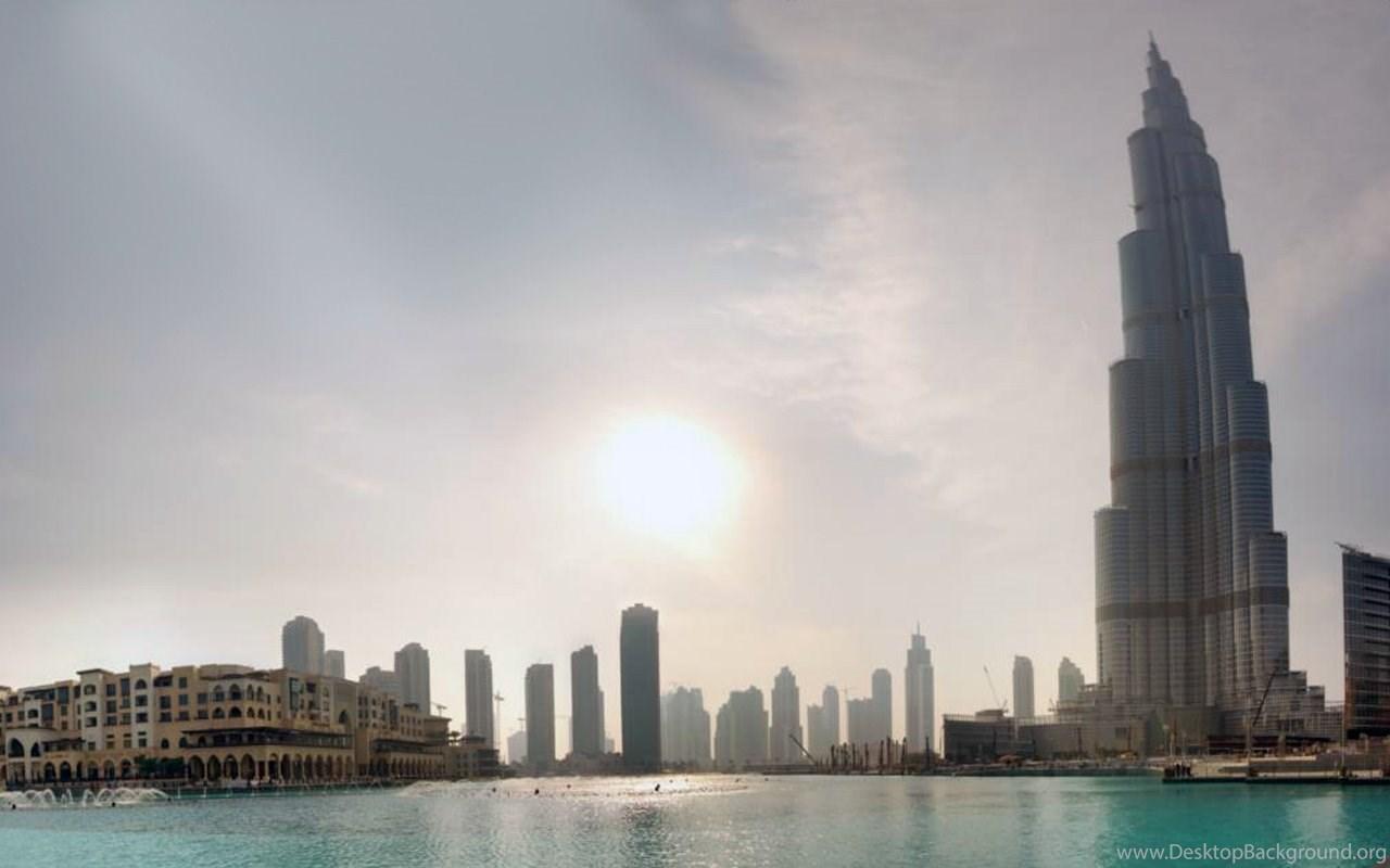 Dubai Burj Khalifa Wallpapers Desktop Background