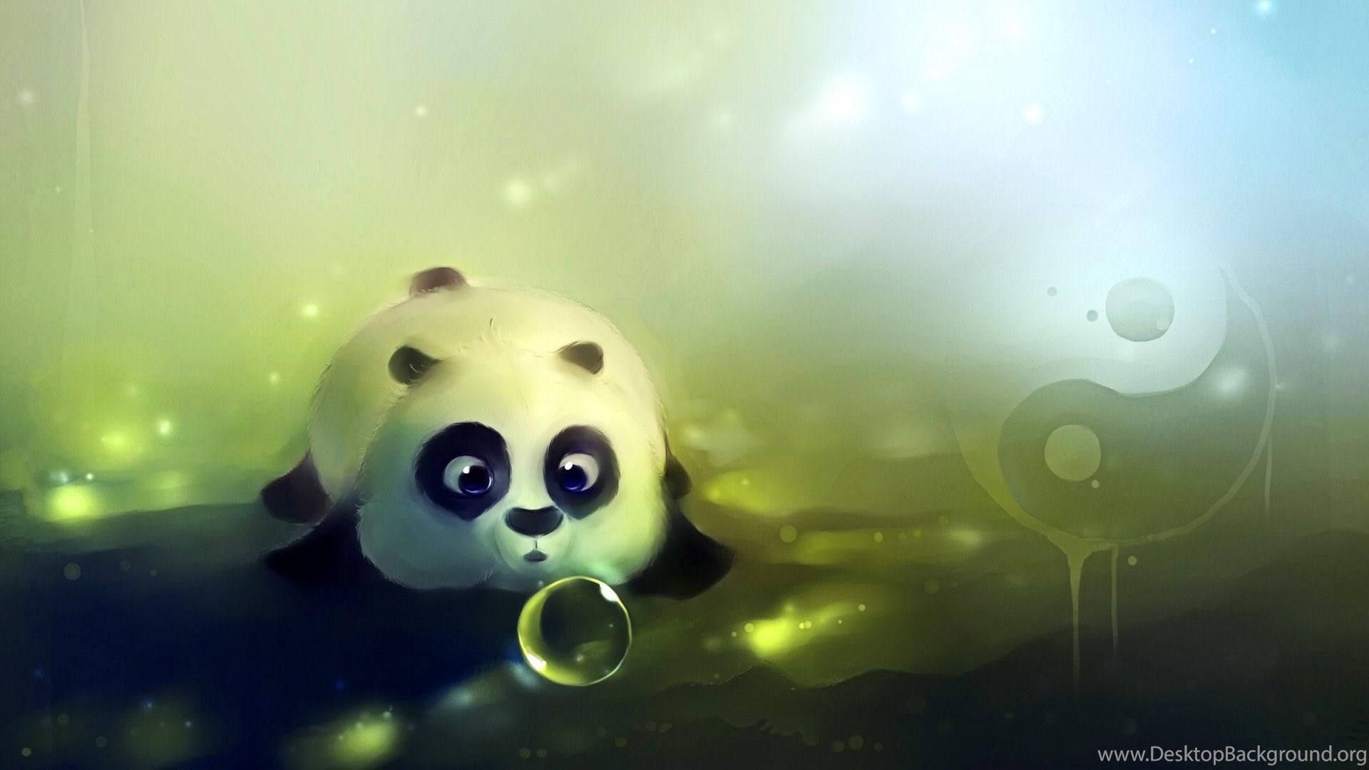 Cute Panda Animation Wallpapers Windows ...