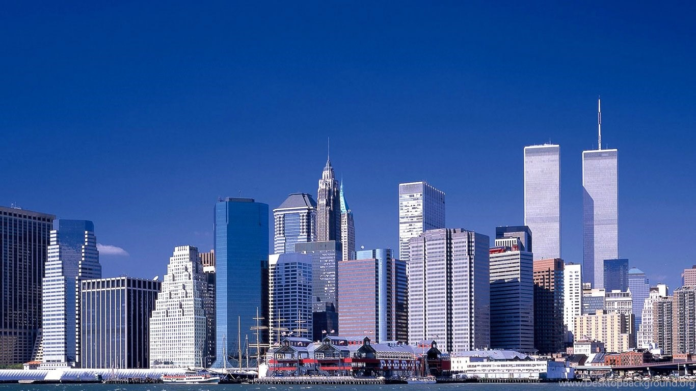 New York Amazing Buildings Wallpapers