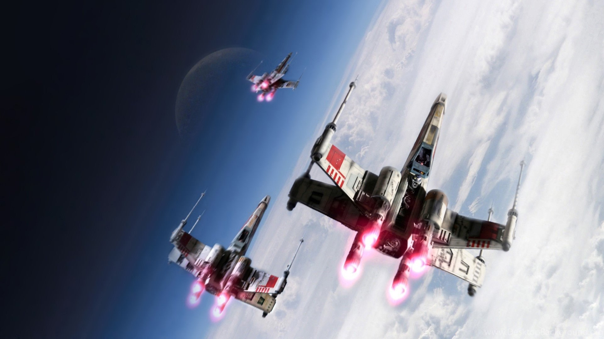 X Wing Star Wars Rebel Alliance Wallpapers Hd Desktop And